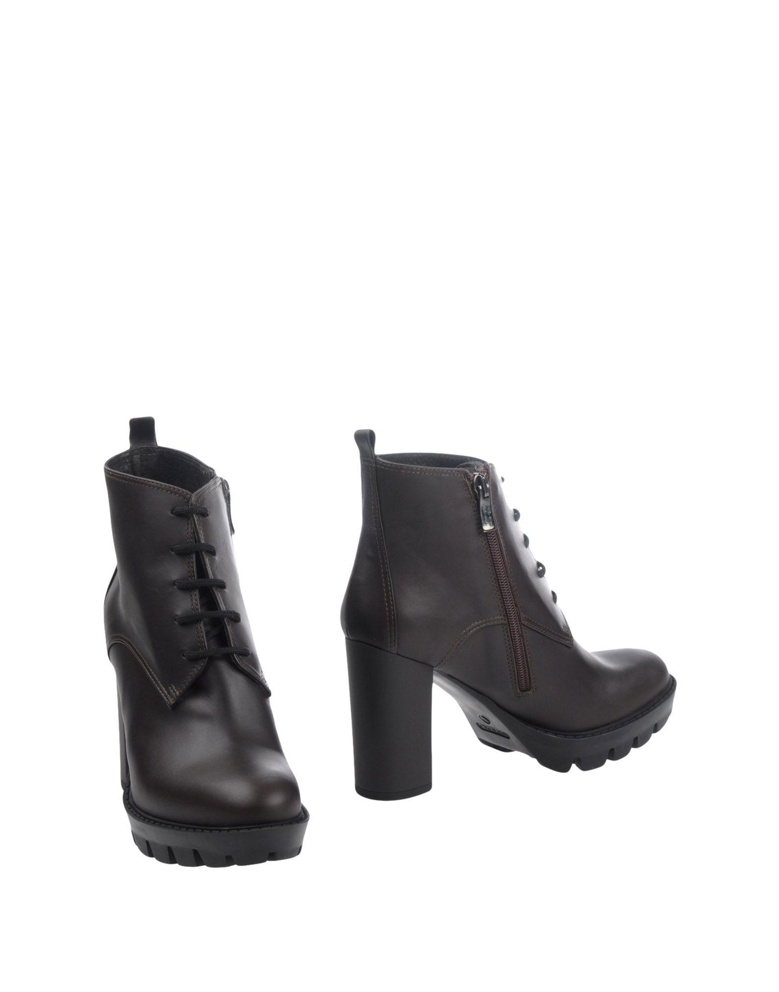 GRIFF ITALIA Полусапоги и высокие ботинки цены онлайн