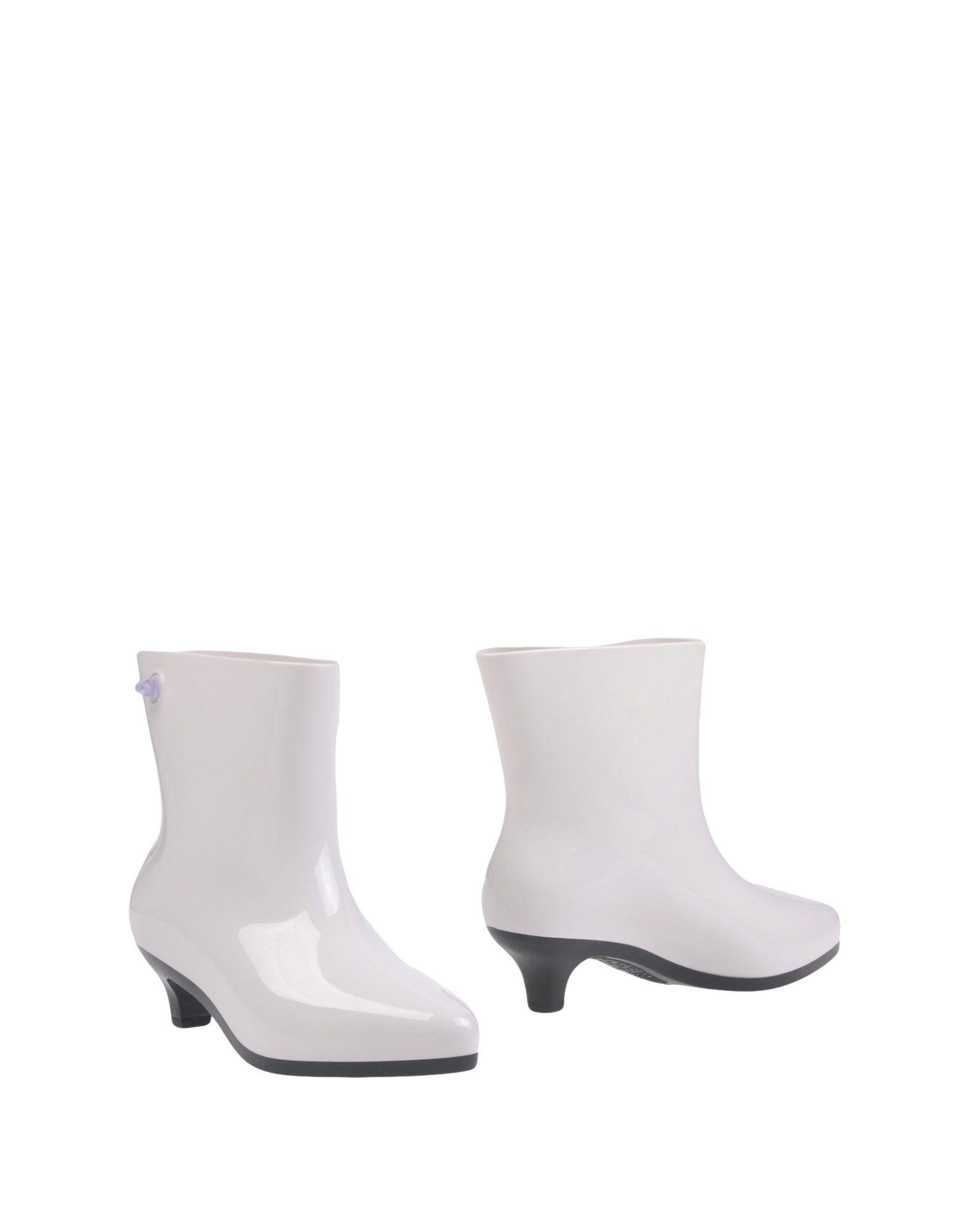 MELISSA + JEREMY SCOTT Полусапоги и высокие ботинки цены онлайн