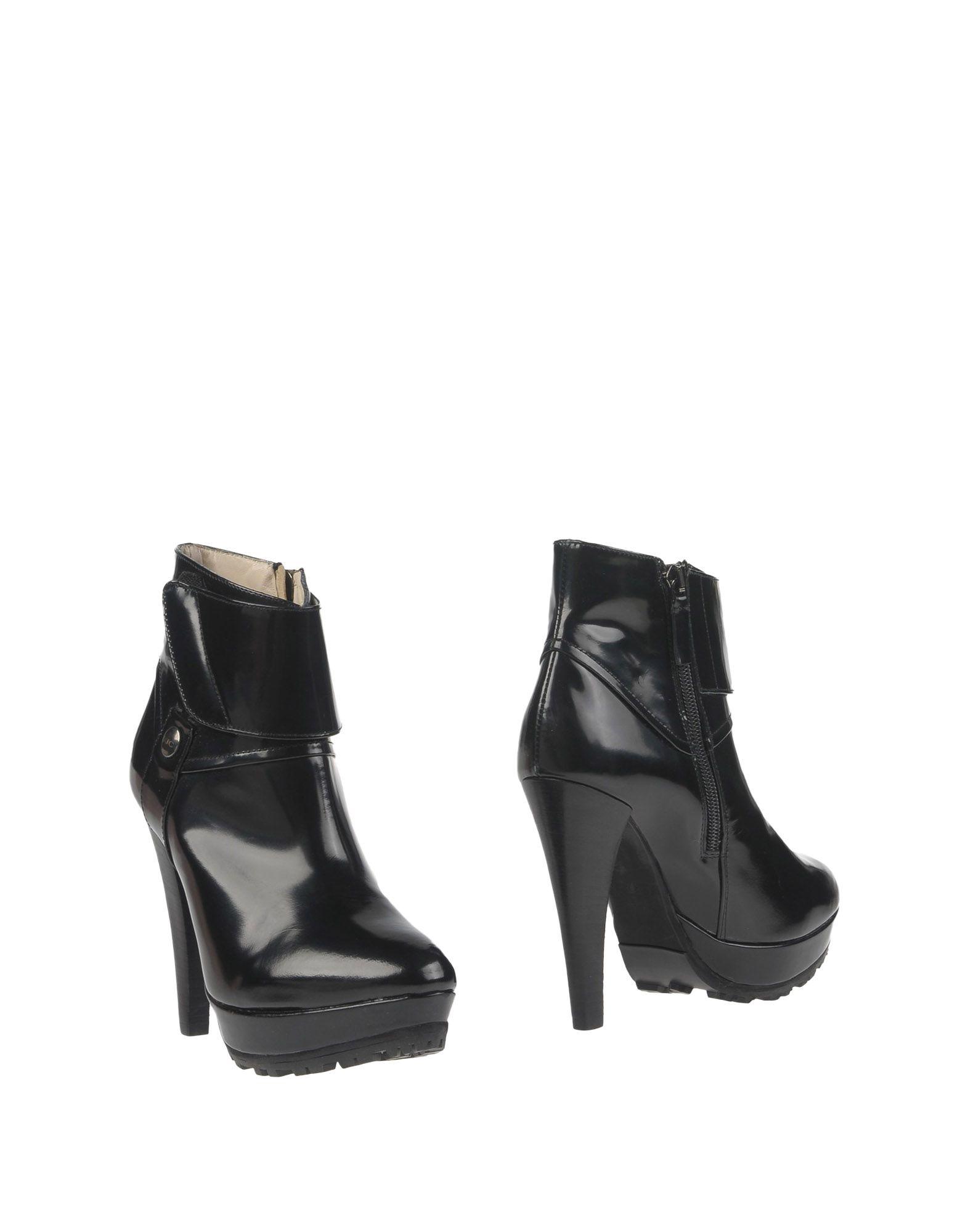 VERSACE JEANS COUTURE Полусапоги и высокие ботинки versace туалетная вода jeans couture women 75 ml
