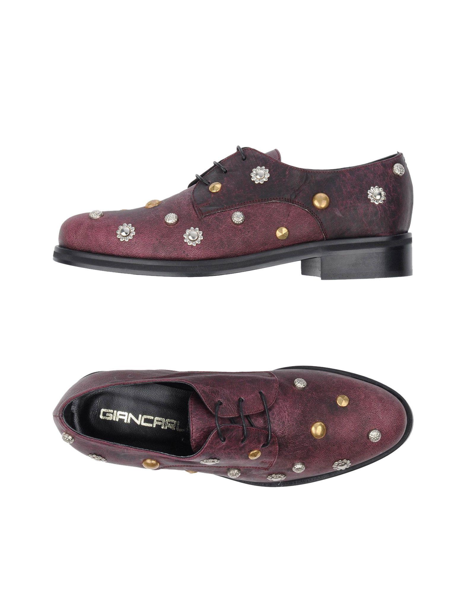 GIANCARLO PAOLI Обувь на шнурках обувь из кожи на самуи где