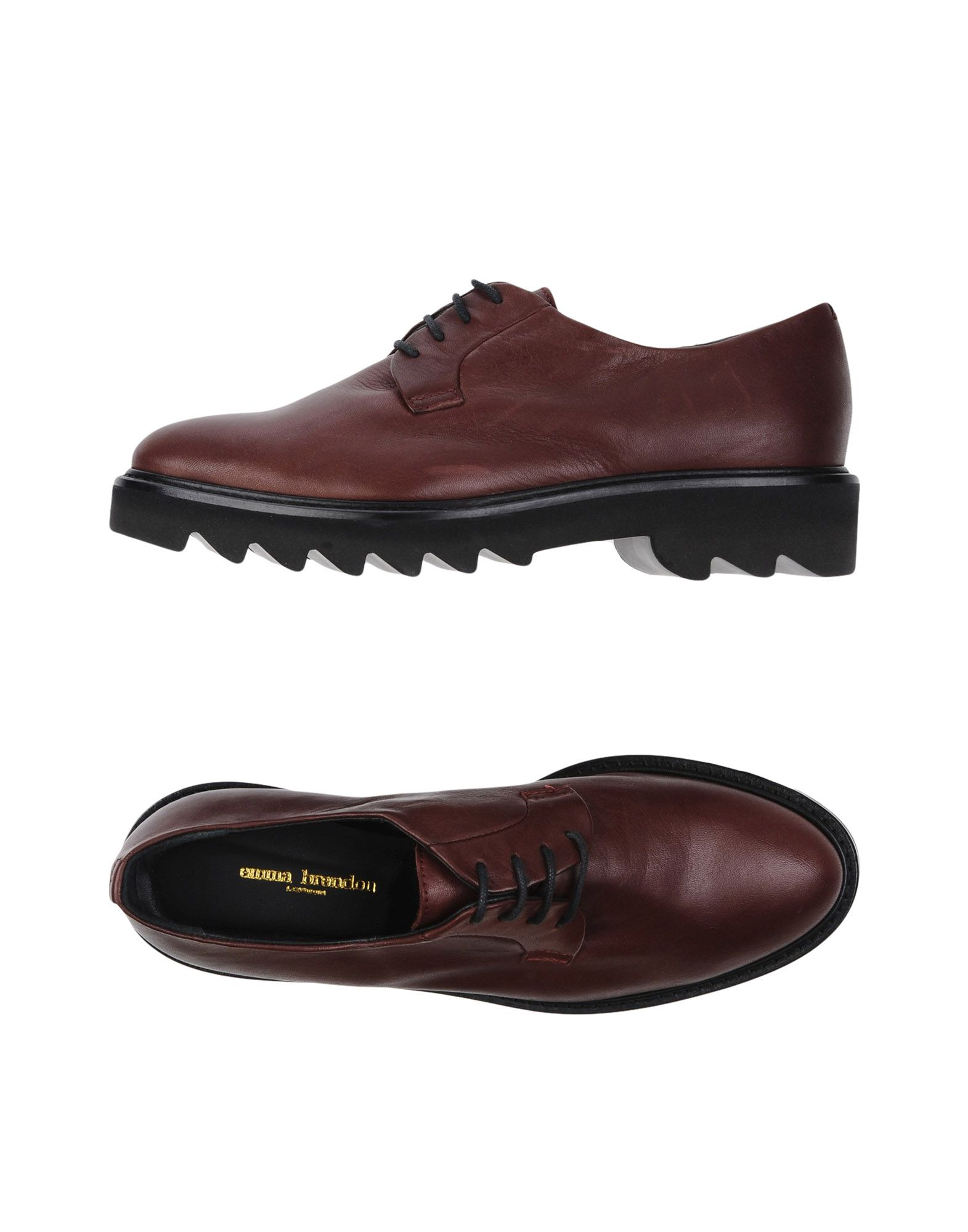 все цены на EMMA BRENDON Обувь на шнурках в интернете