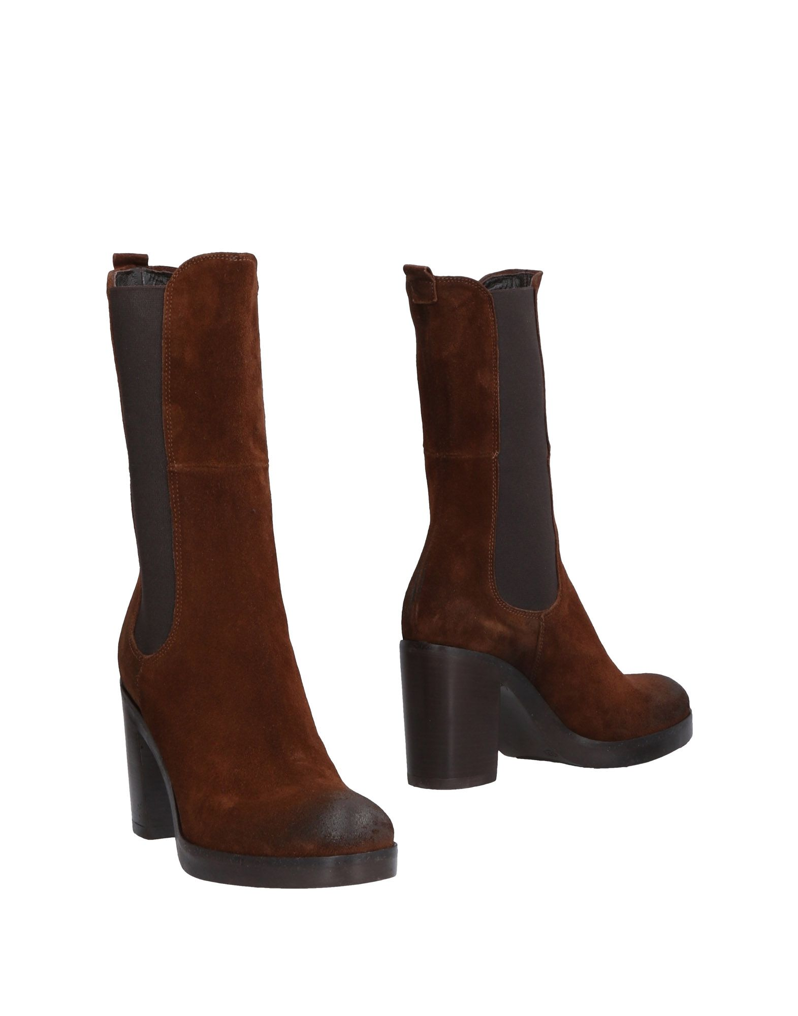 JFK Полусапоги и высокие ботинки hecon полусапоги и высокие ботинки