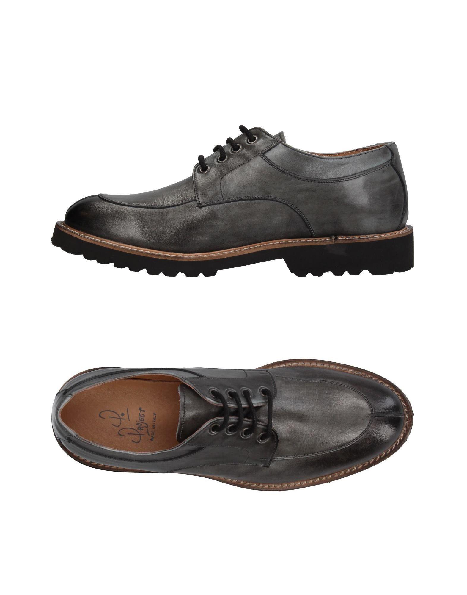 P. PROJECT Обувь на шнурках цены онлайн