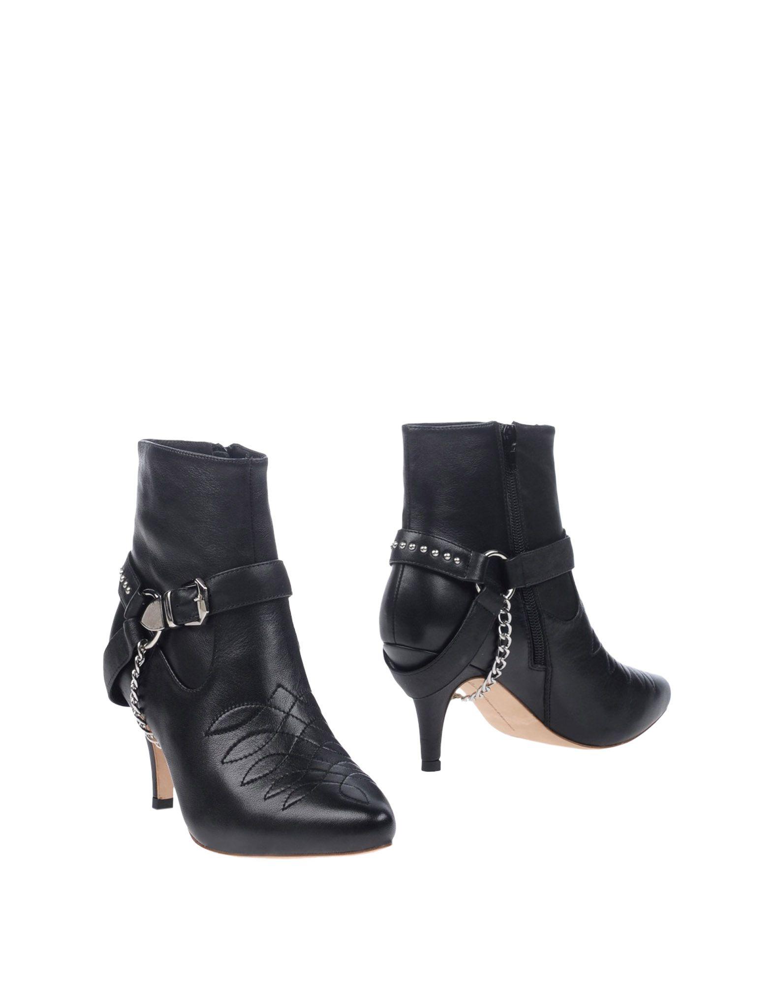 Фото SARGOSSA Полусапоги и высокие ботинки. Купить с доставкой