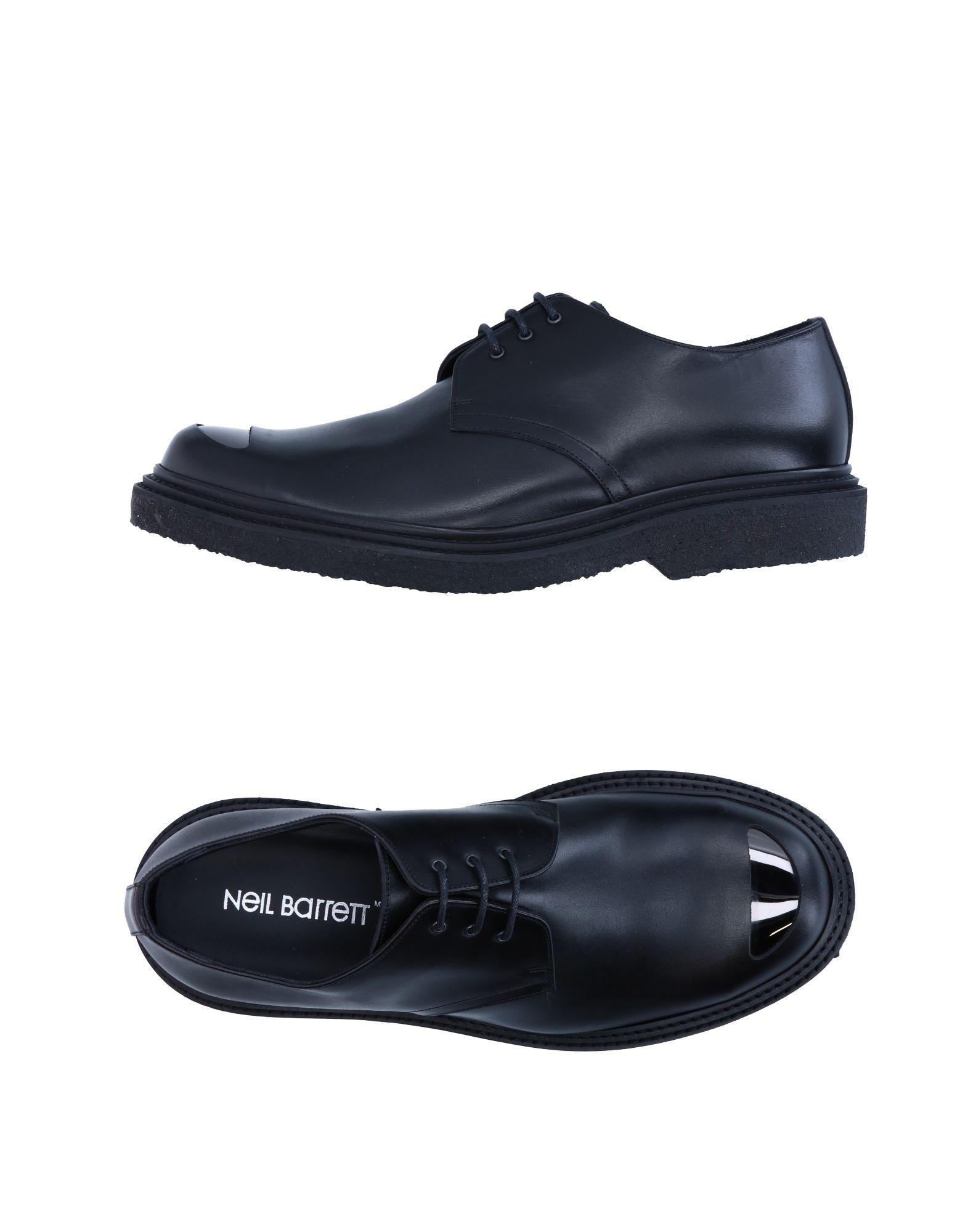 NEIL BARRETT Обувь на шнурках neil barrett футболка