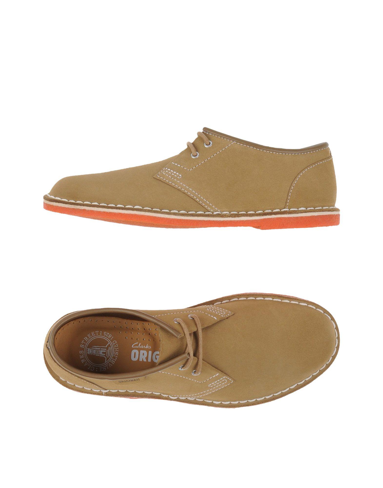 CLARKS ORIGINALS Обувь на шнурках