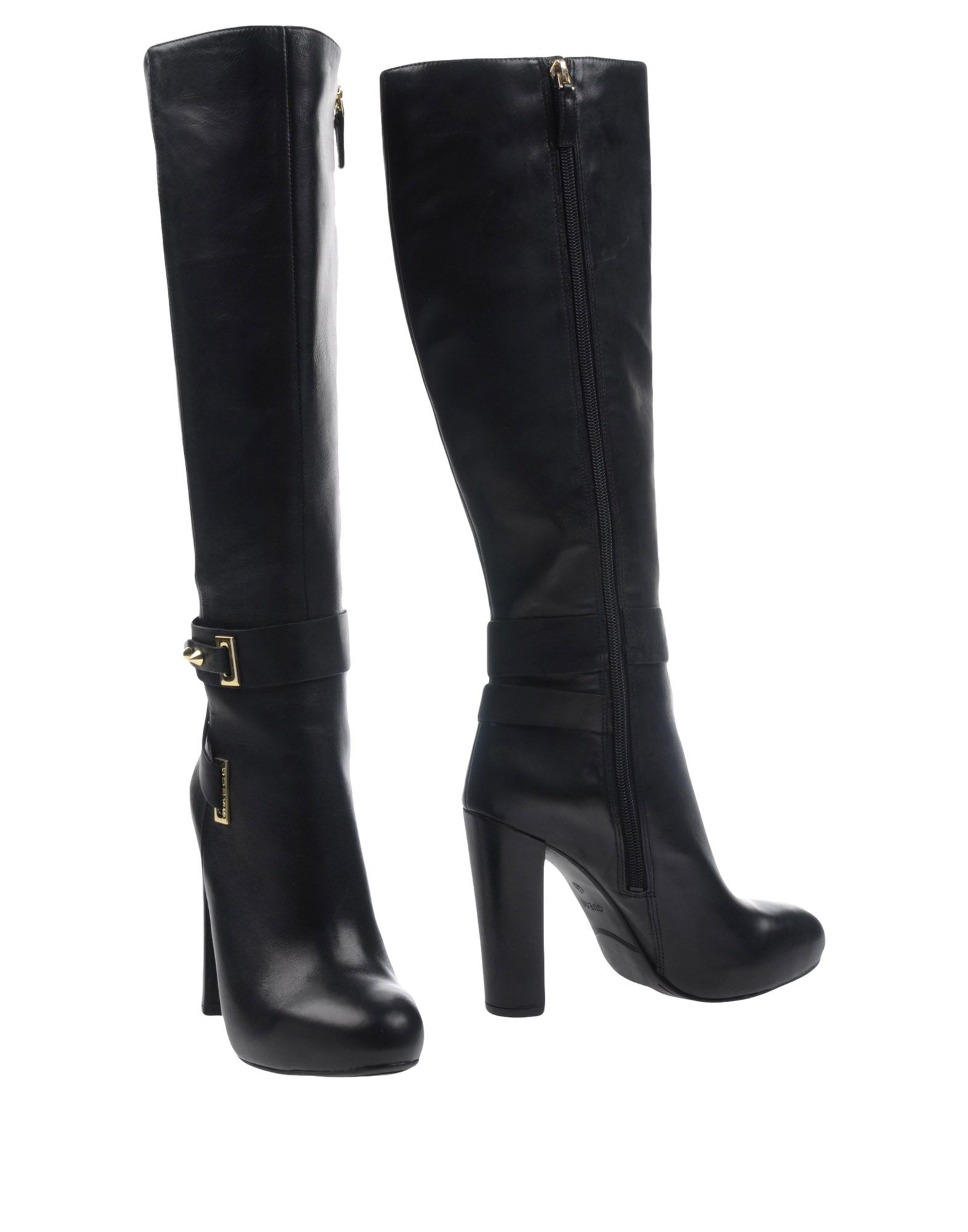 GUESS Сапоги сапоги guess flheb3 lea09 black page 1