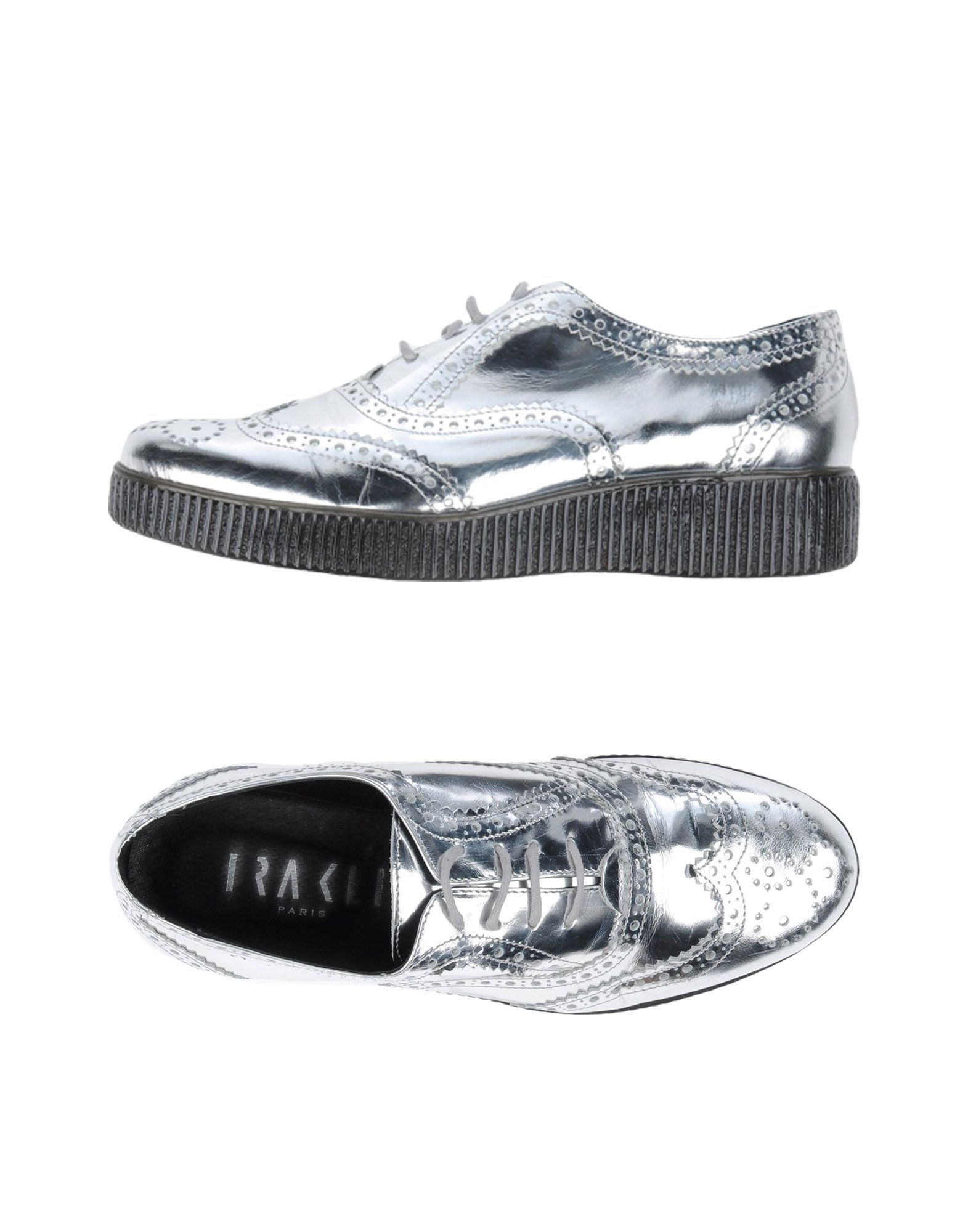 IRAKLI Paris Обувь на шнурках solovière paris обувь на шнурках
