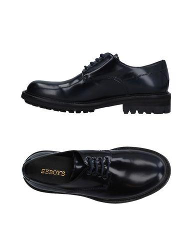 SEBOY'S Chaussures à lacets homme
