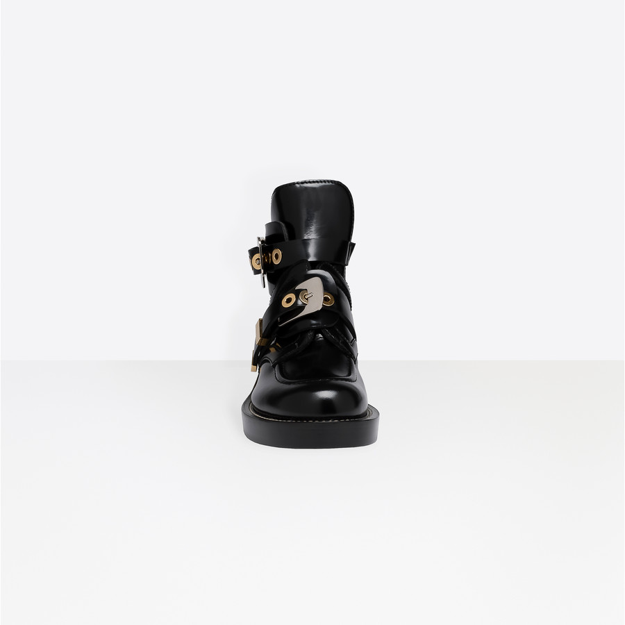 BALENCIAGA Ceinture Ankle Boots Ankle boot Woman i
