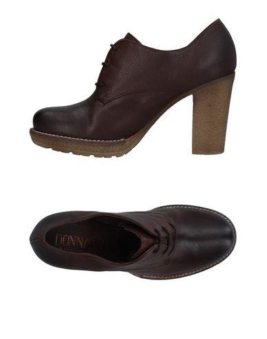 Обувь на шнурках от DONNA PIÙ