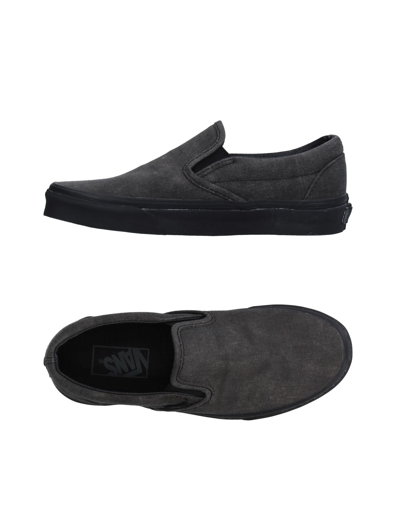 VANS Низкие кеды и кроссовки