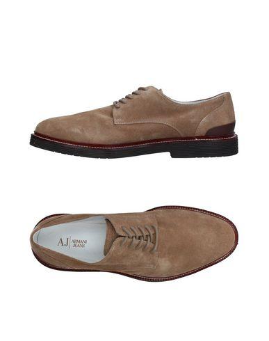 Обувь на шнурках ARMANI JEANS 11280667RQ