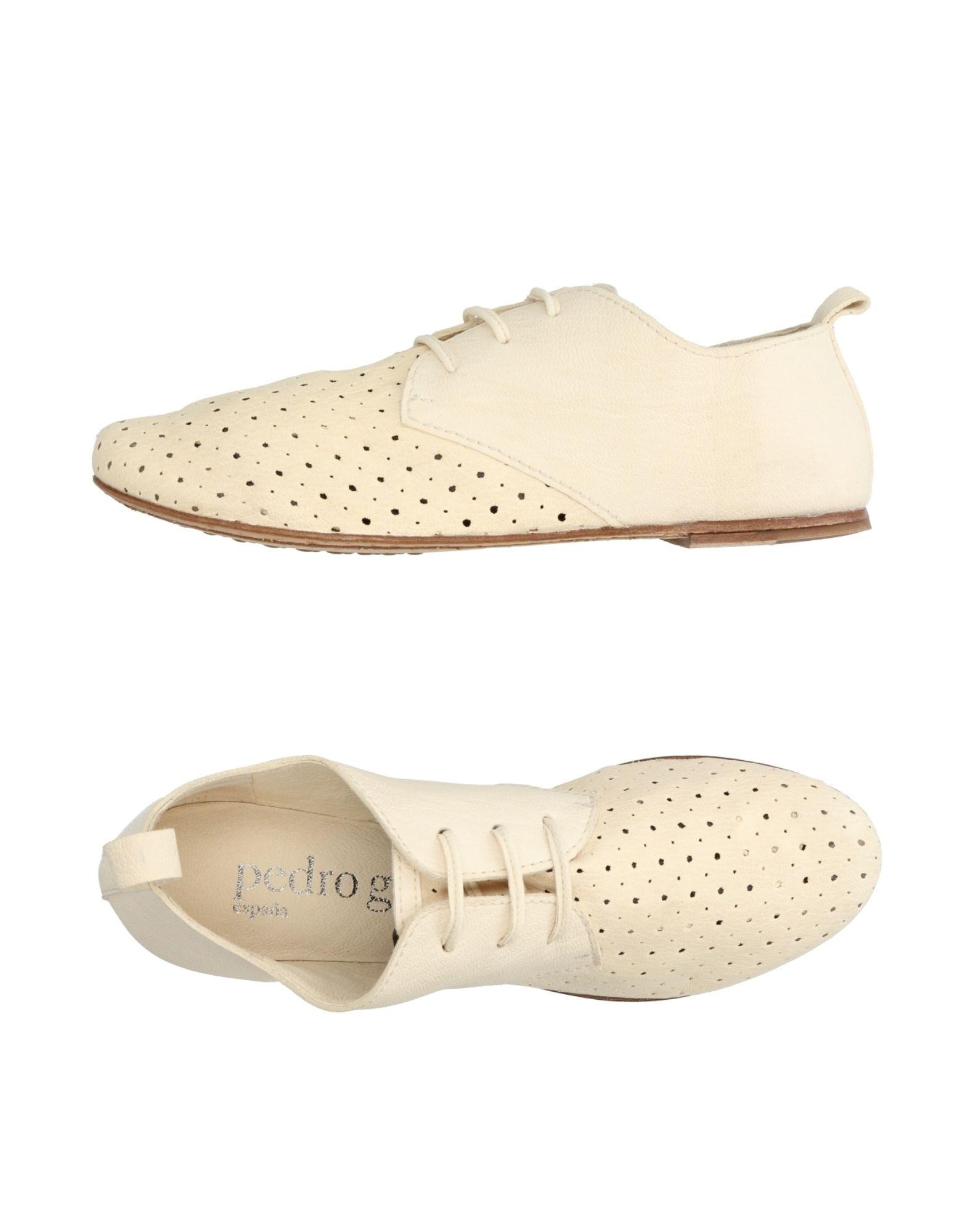 PEDRO GARCÍA Обувь на шнурках цены онлайн