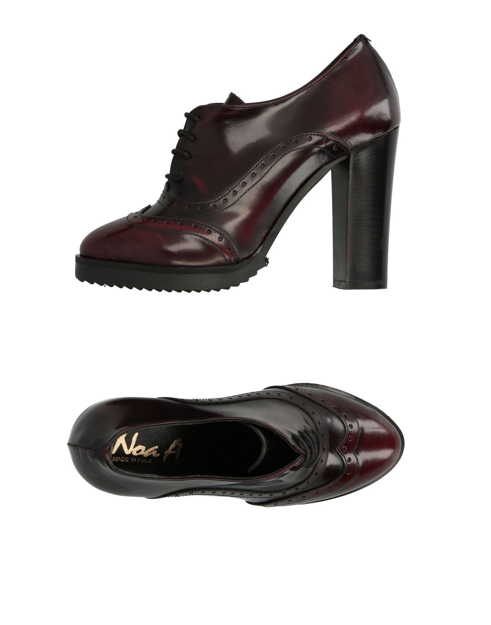 NOA A. Обувь на шнурках цены онлайн