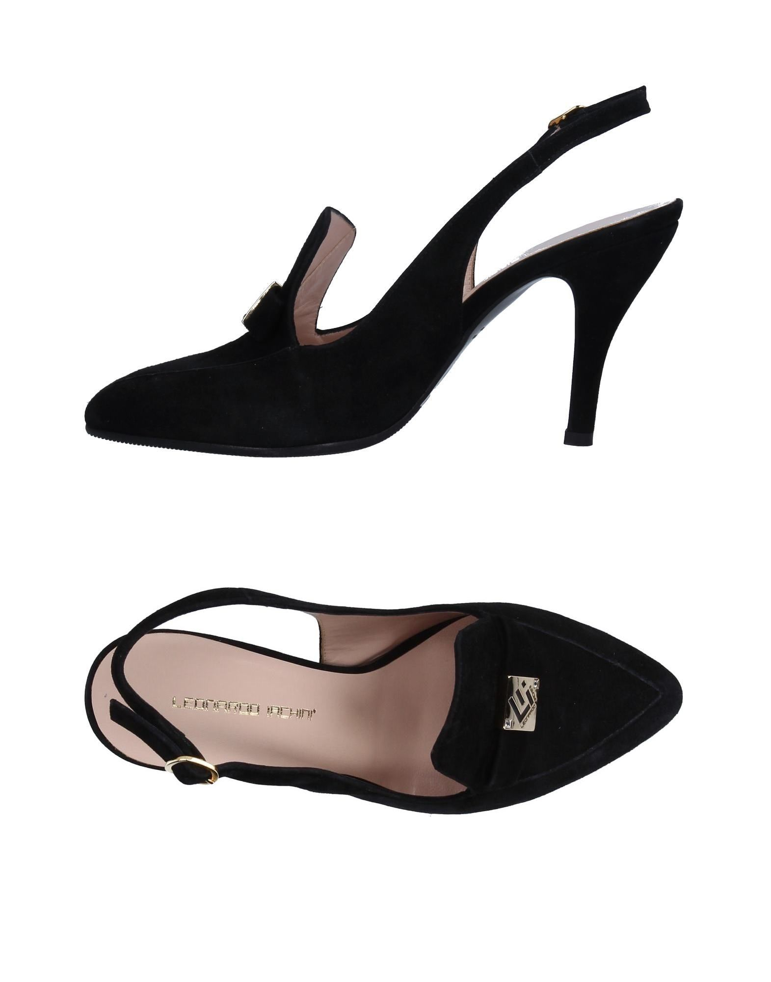 где купить LEONARDO IACHINI Туфли по лучшей цене