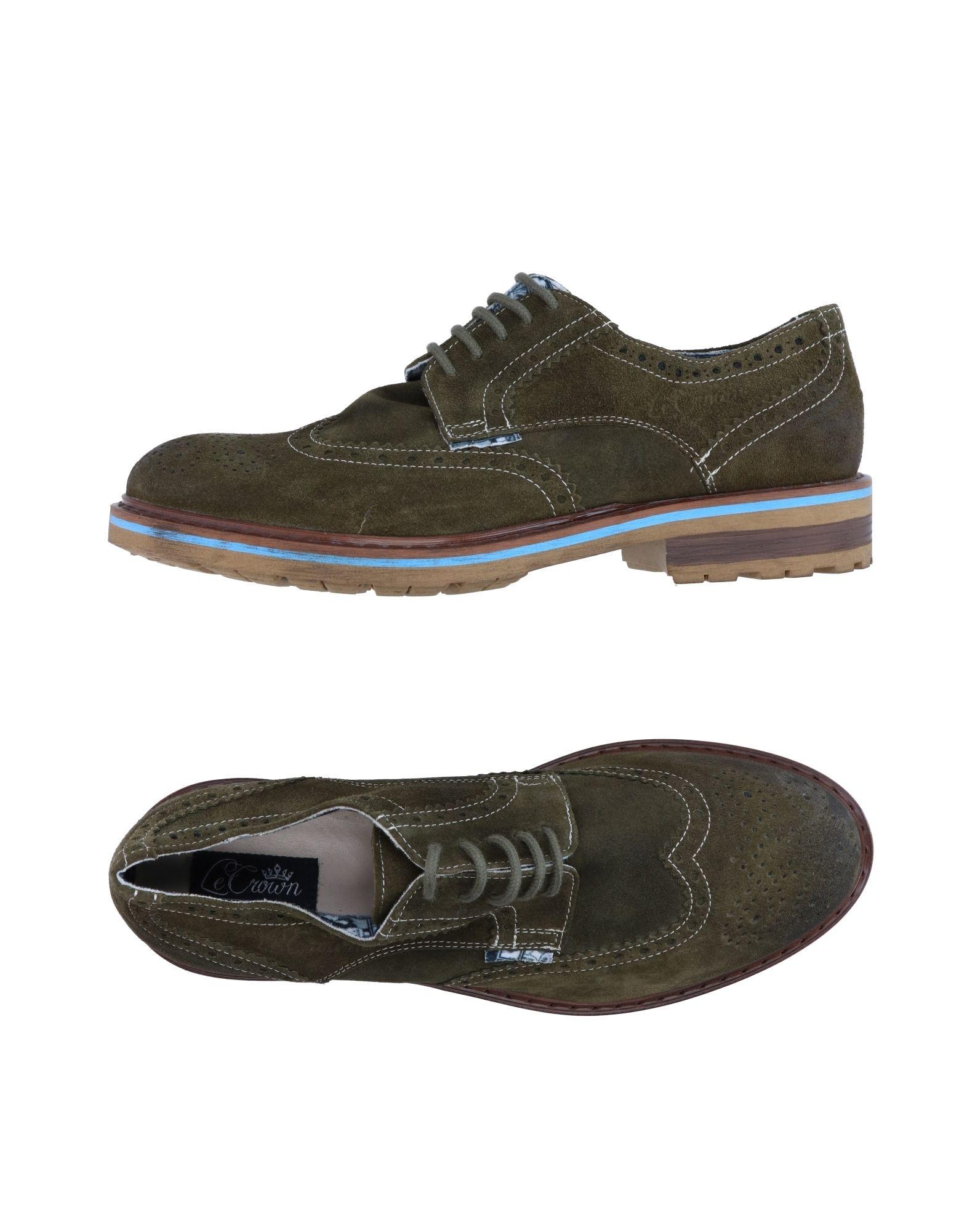 LE CROWN Обувь на шнурках louis gerardier le bottier обувь на шнурках