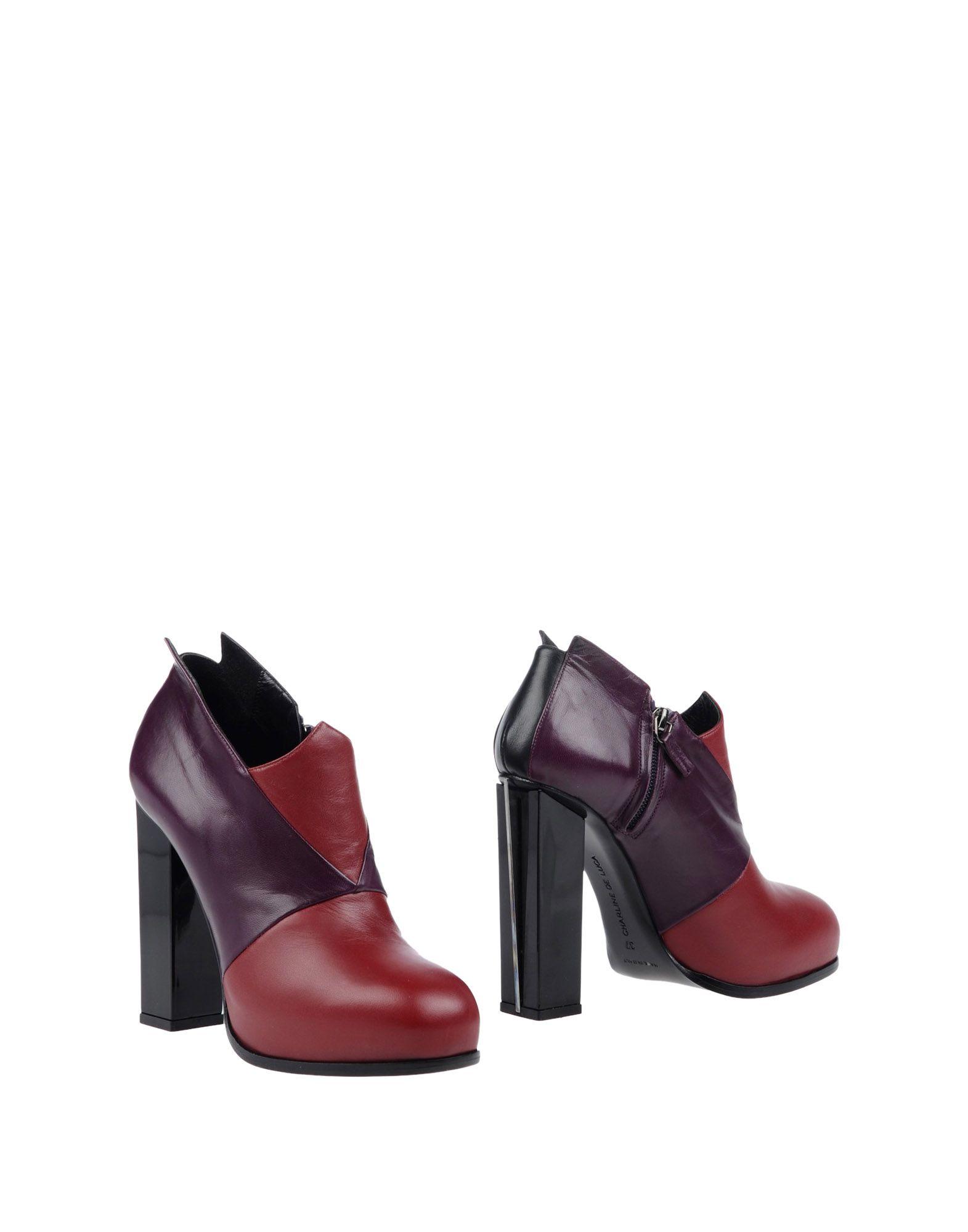 где купить  CHARLINE DE LUCA Ботинки  по лучшей цене