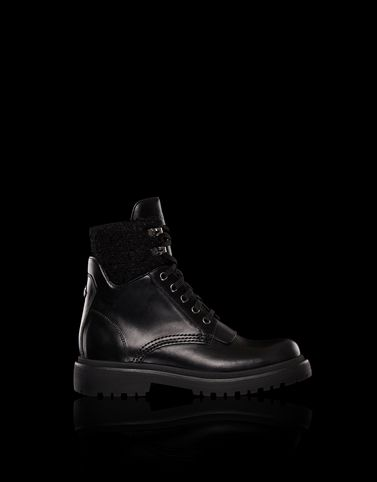 MONCLER PATTY - Combat boots - women