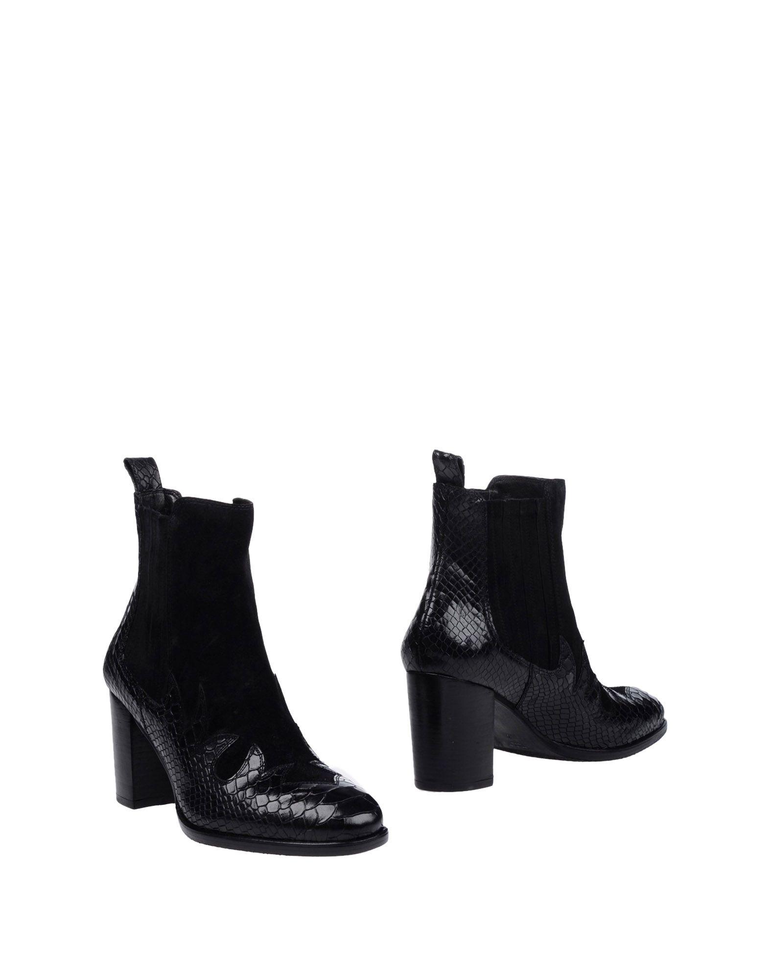 ZINDA Полусапоги и высокие ботинки magazzini del sale полусапоги и высокие ботинки