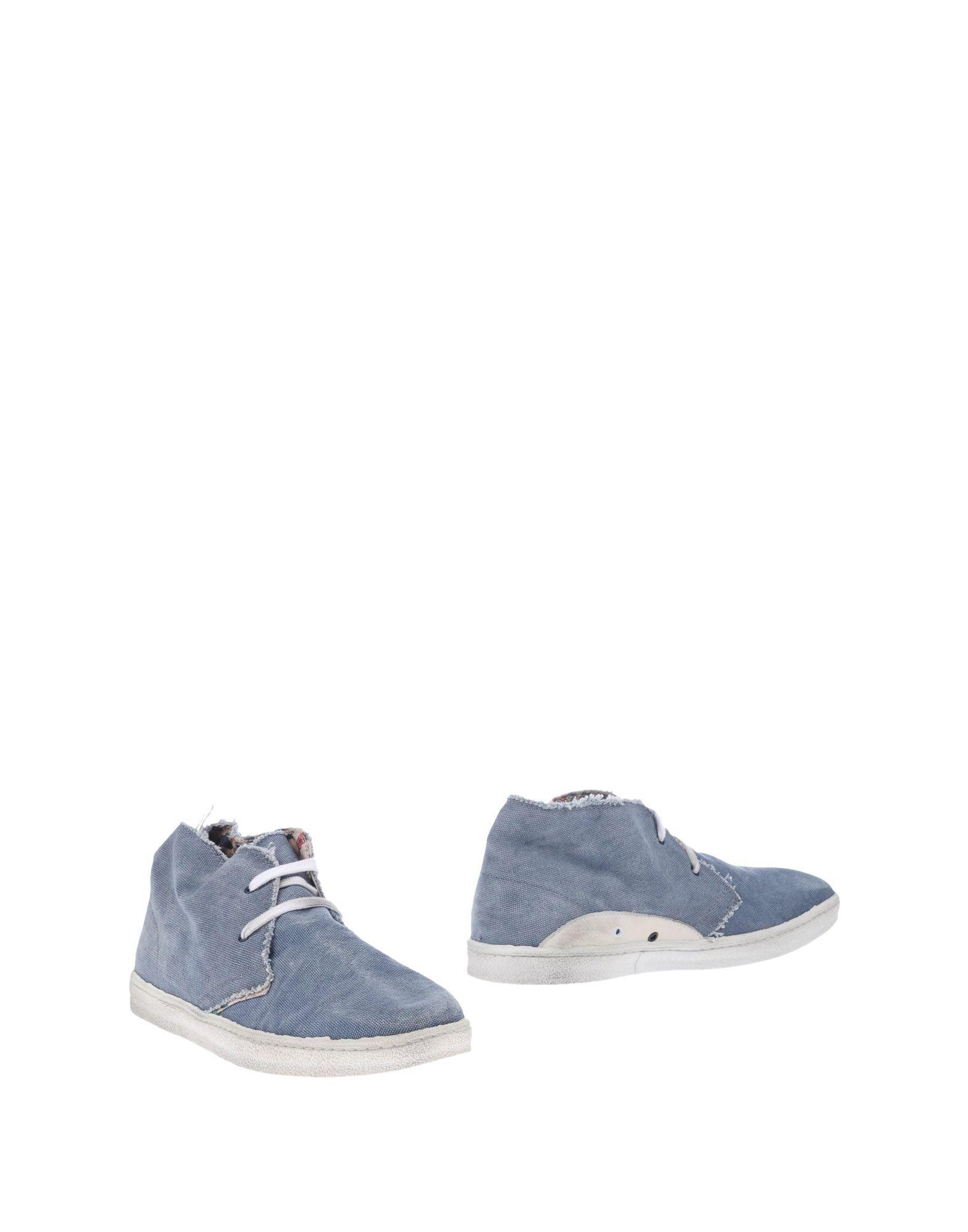 LE CROWN Полусапоги и высокие ботинки цены онлайн