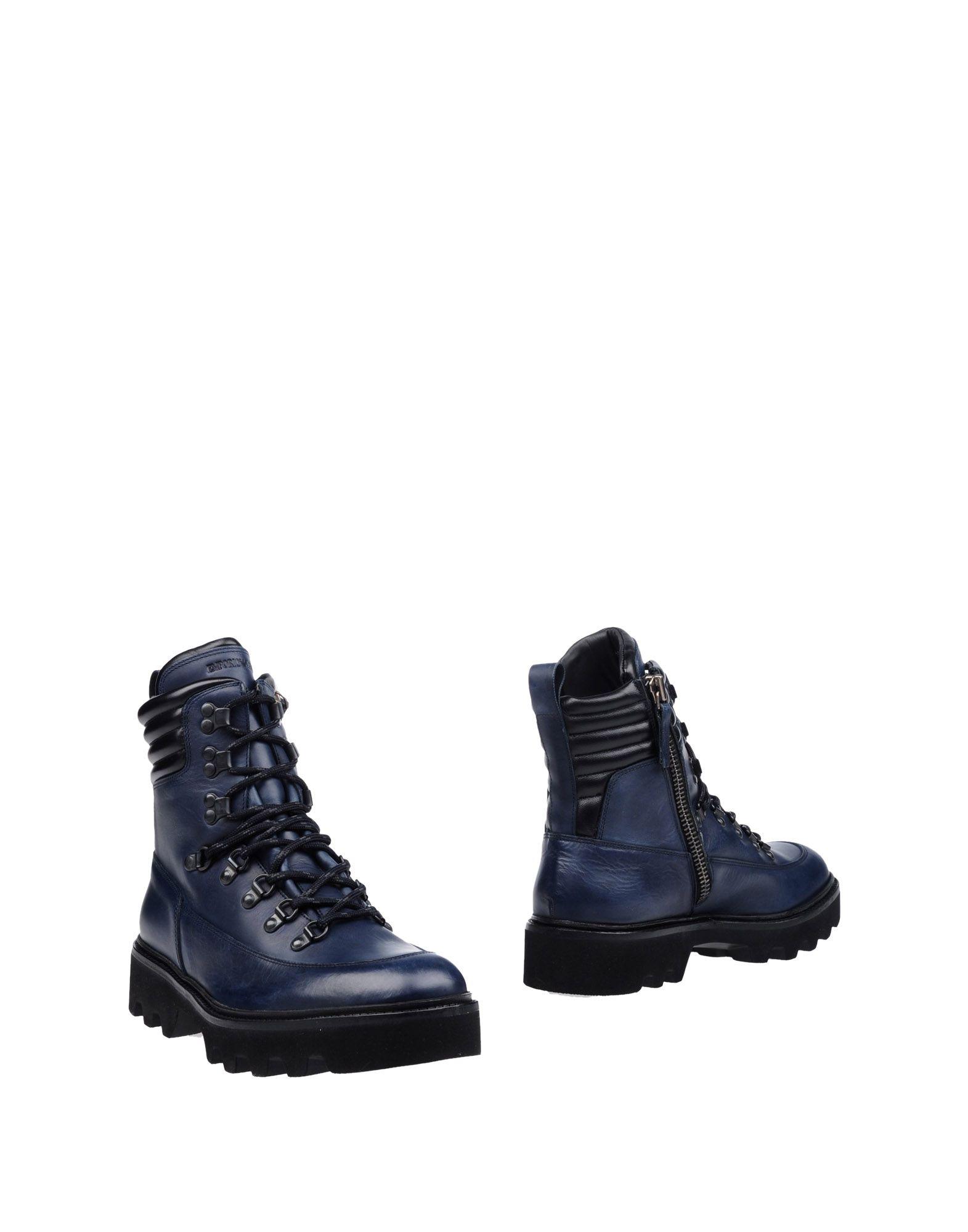 ФОТО emporio armani полусапоги и высокие ботинки