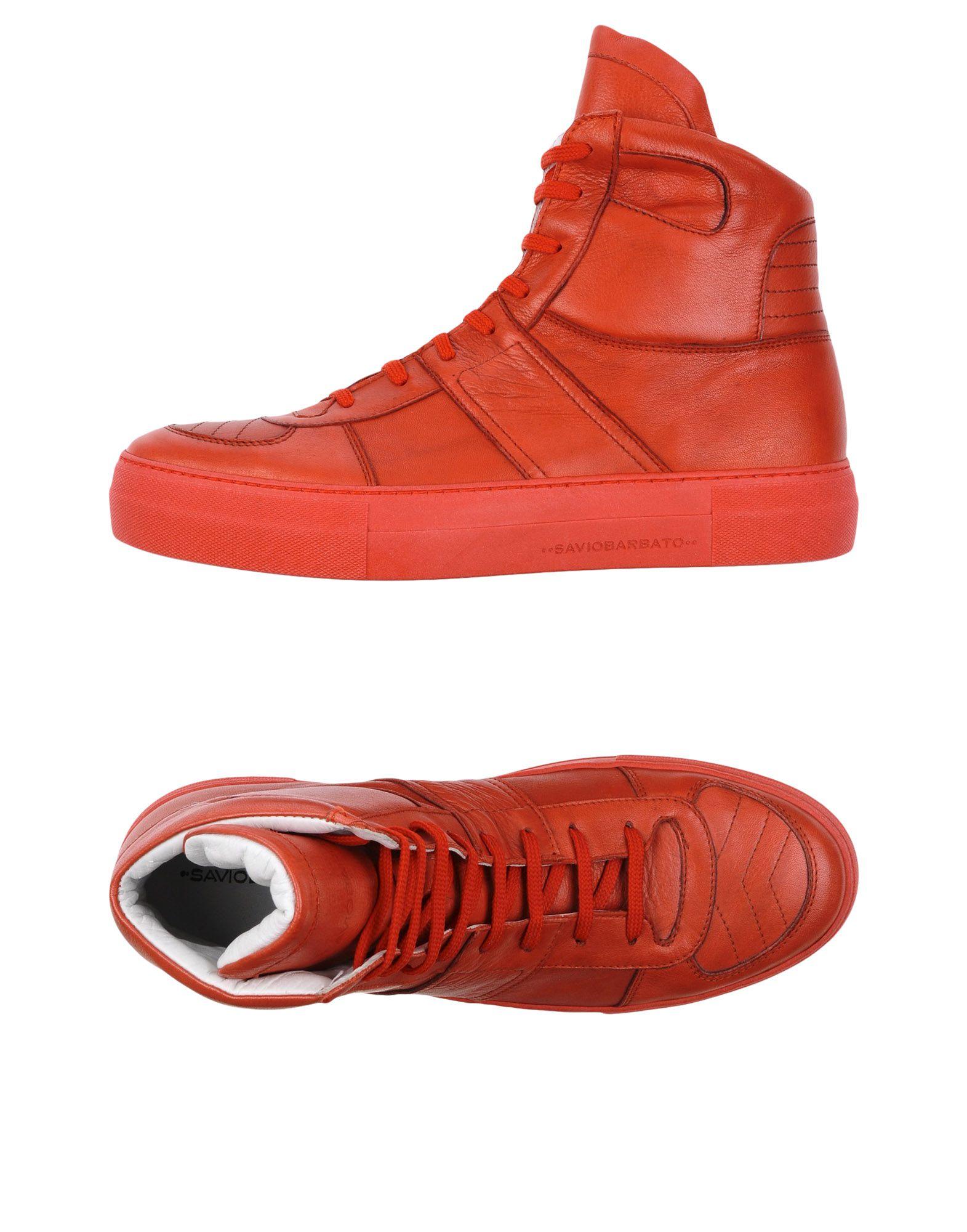 цены на SAVIO BARBATO Высокие кеды и кроссовки в интернет-магазинах