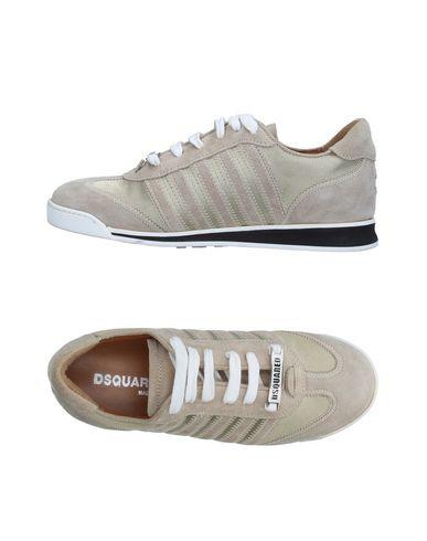 Низкие кеды и кроссовки DSQUARED2 11284217WX
