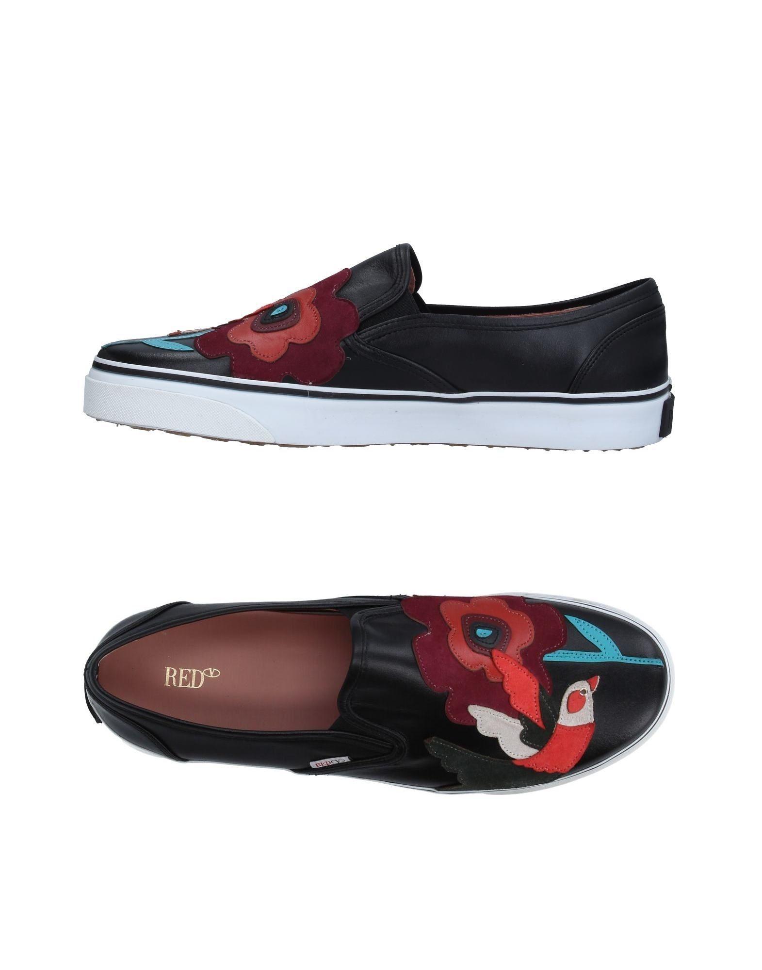 RED(V) Низкие кеды и кроссовки