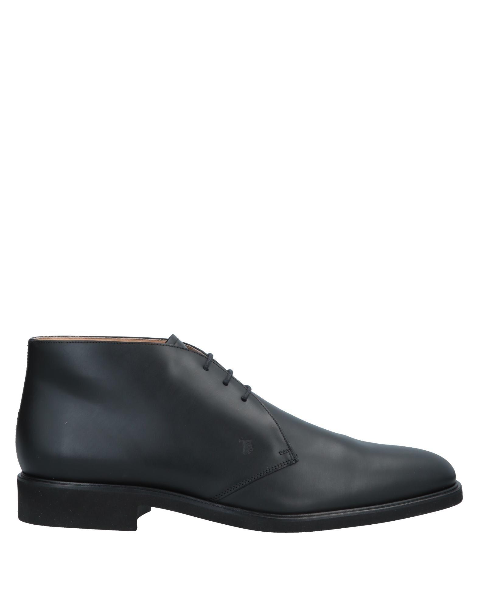 TOD'S Полусапоги и высокие ботинки