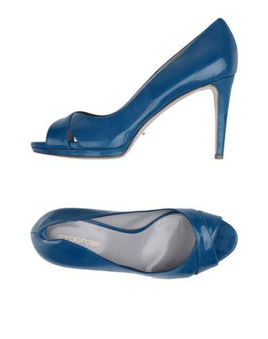 Купить Женские туфли  пастельно-синего цвета