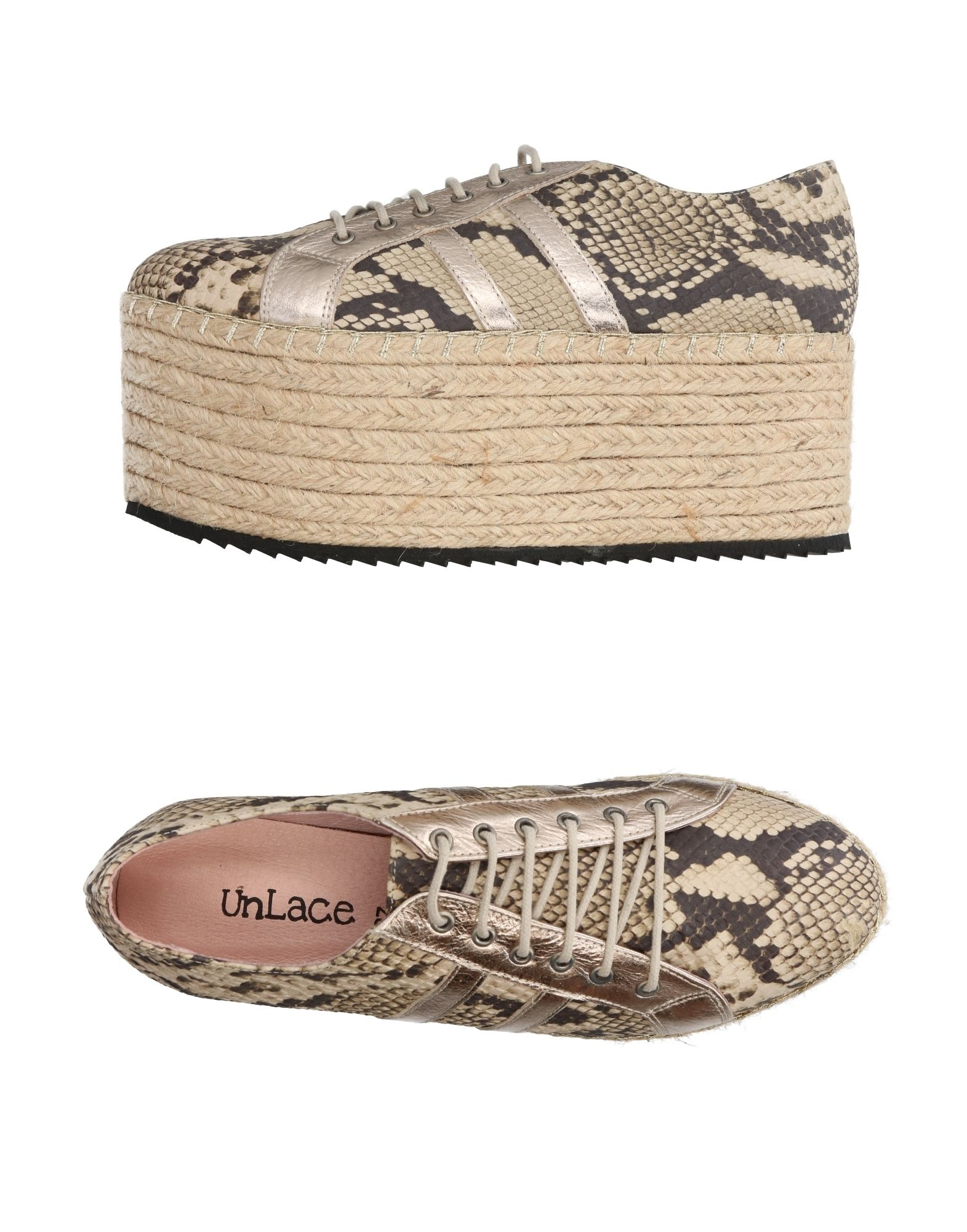 UNLACE Обувь на шнурках цены онлайн