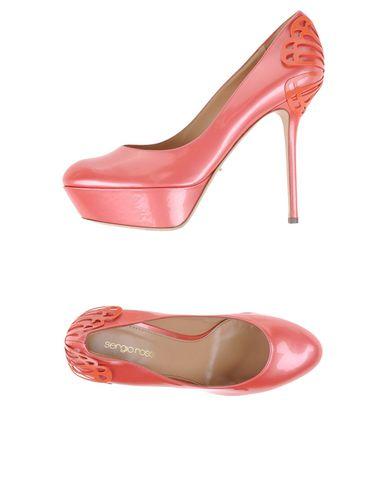 Купить Женские туфли  кораллового цвета