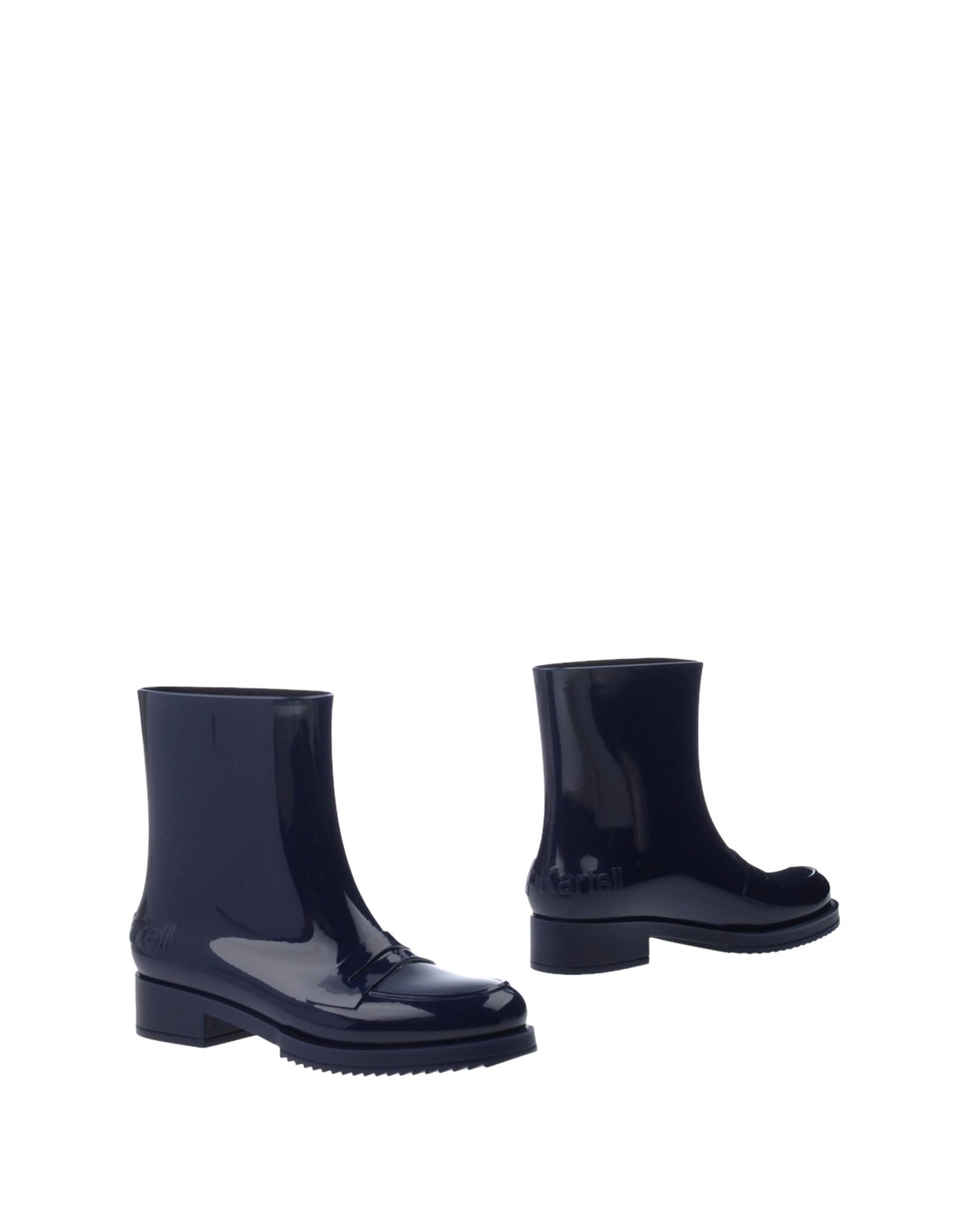 N° 21 # KARTELL Полусапоги и высокие ботинки