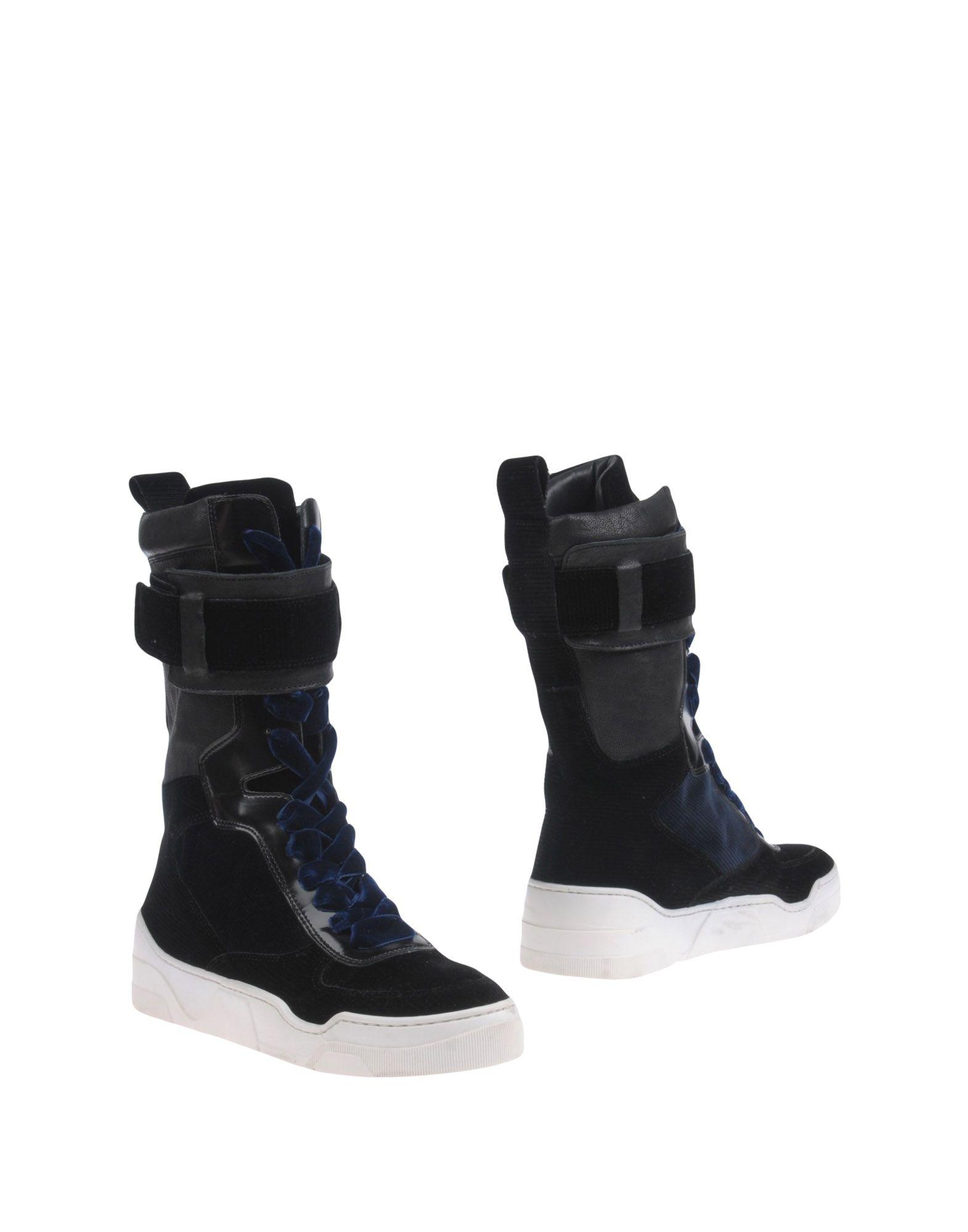 TIPE E TACCHI Полусапоги и высокие ботинки цены онлайн