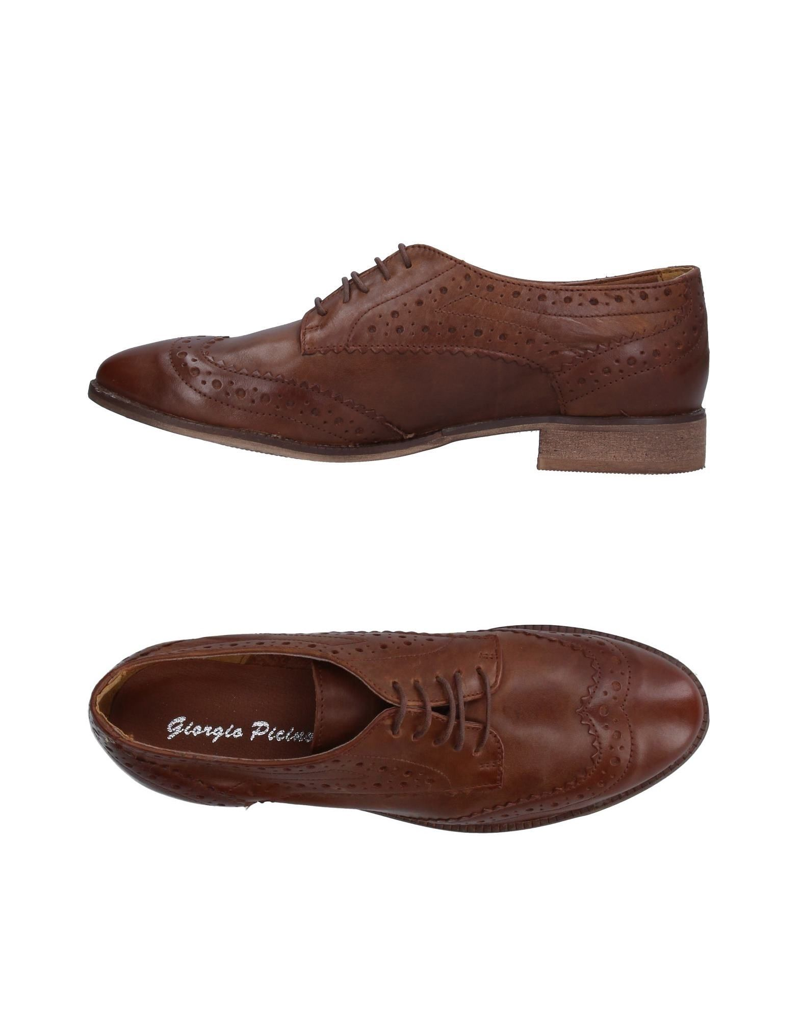 GIORGIO PICINO Обувь на шнурках ankle boots giorgio picino ботильоны на толстом каблуке