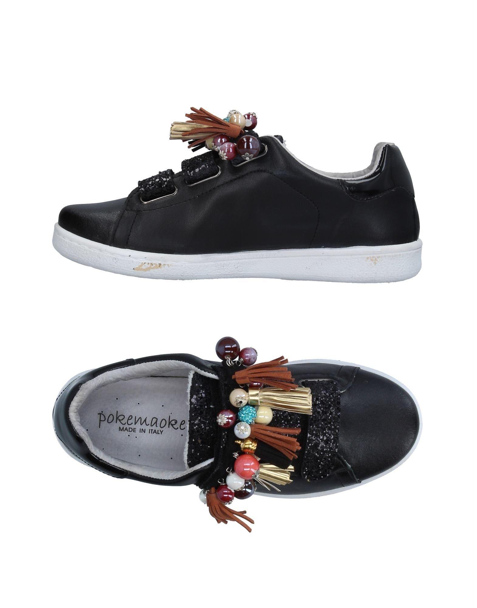 POKEMAOKE Низкие кеды и кроссовки цены онлайн