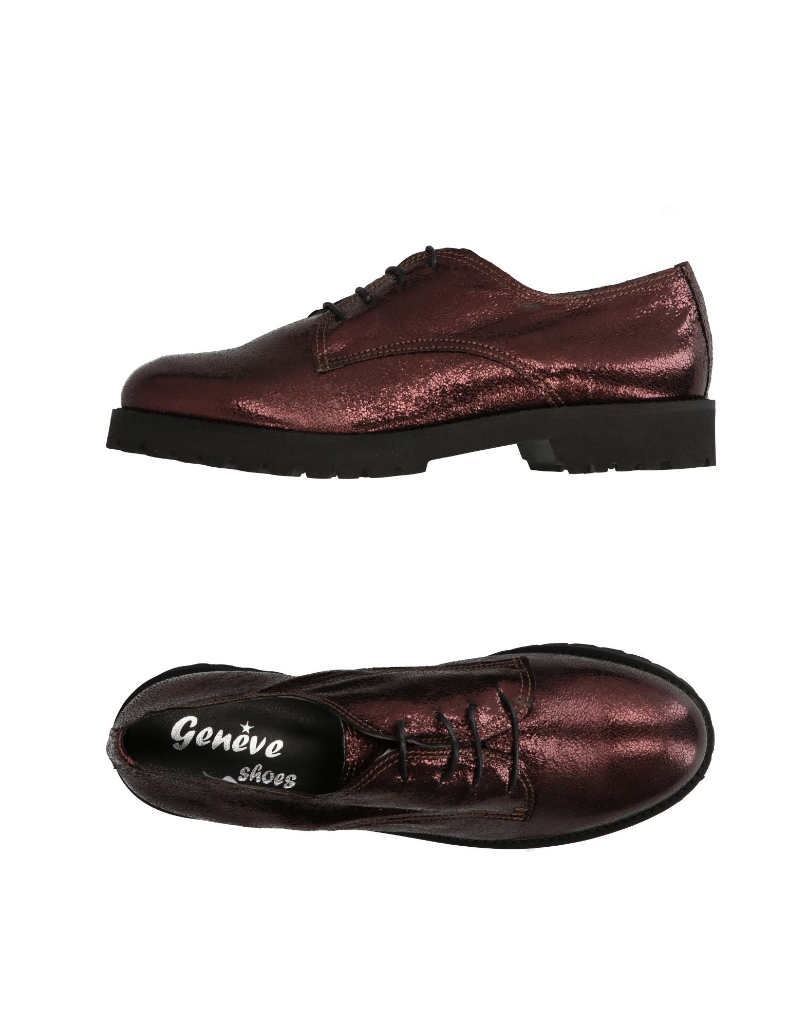 GENEVE Обувь на шнурках