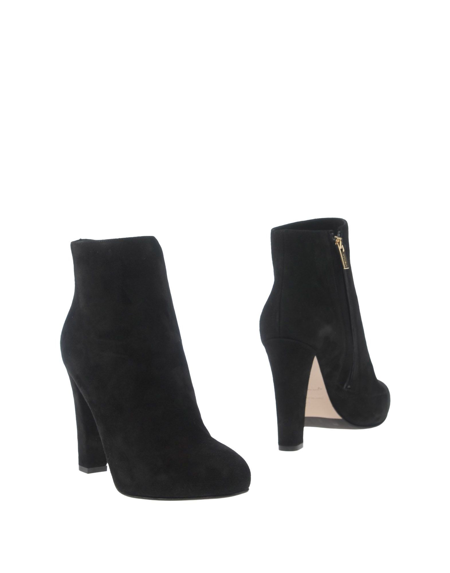 LE SILLA Полусапоги и высокие ботинки цены онлайн