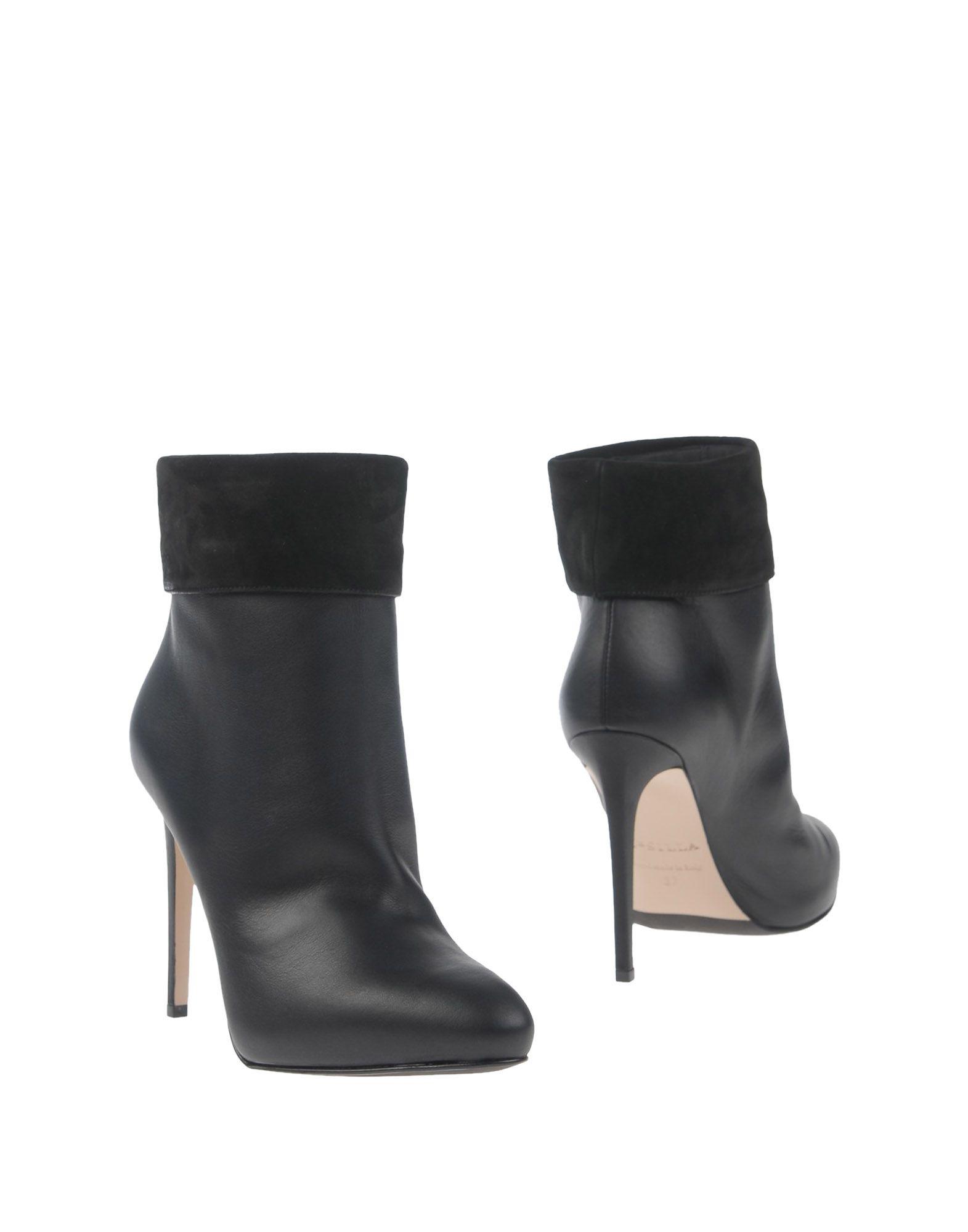 LE SILLA Полусапоги и высокие ботинки enio silla for le silla мюлес и сабо