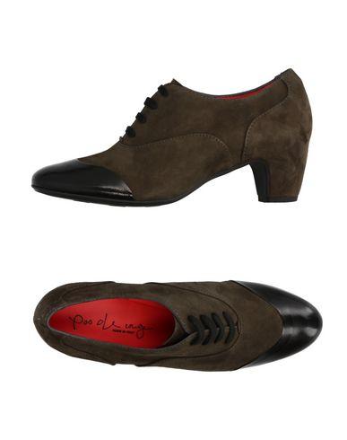 zapatillas PAS DE ROUGE Zapatos de cordones mujer