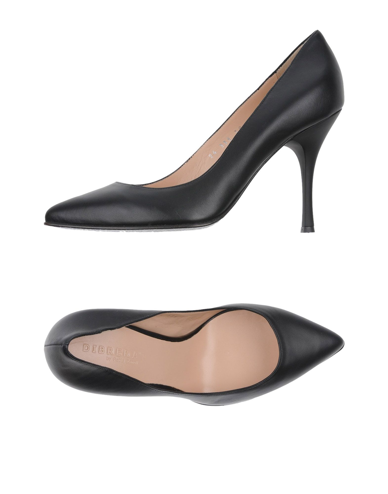 DIBRERA BY PAOLO ZANOLI Туфли цены онлайн