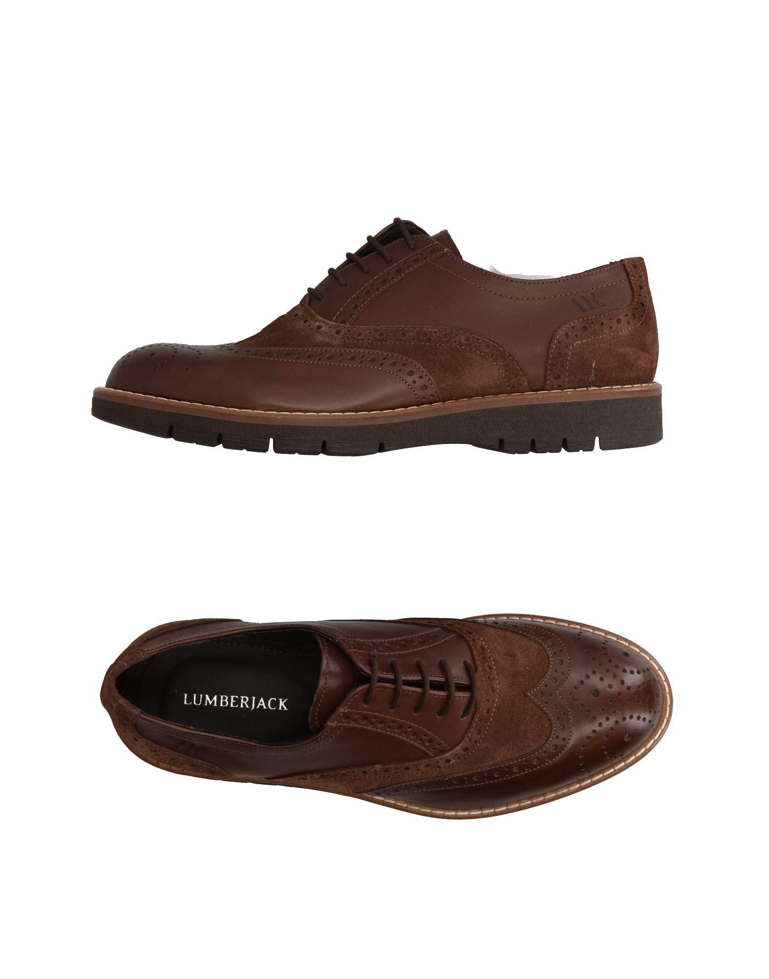 LUMBERJACK Обувь на шнурках цены онлайн