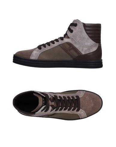 zapatillas HOGAN REBEL Sneakers abotinadas hombre