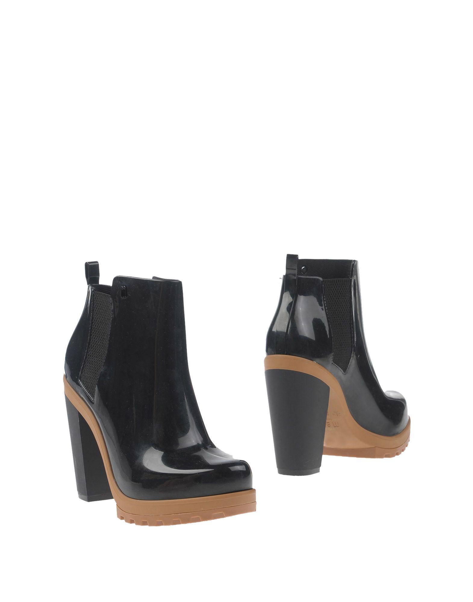 MELISSA Полусапоги и высокие ботинки zeynep arcay полусапоги и высокие ботинки