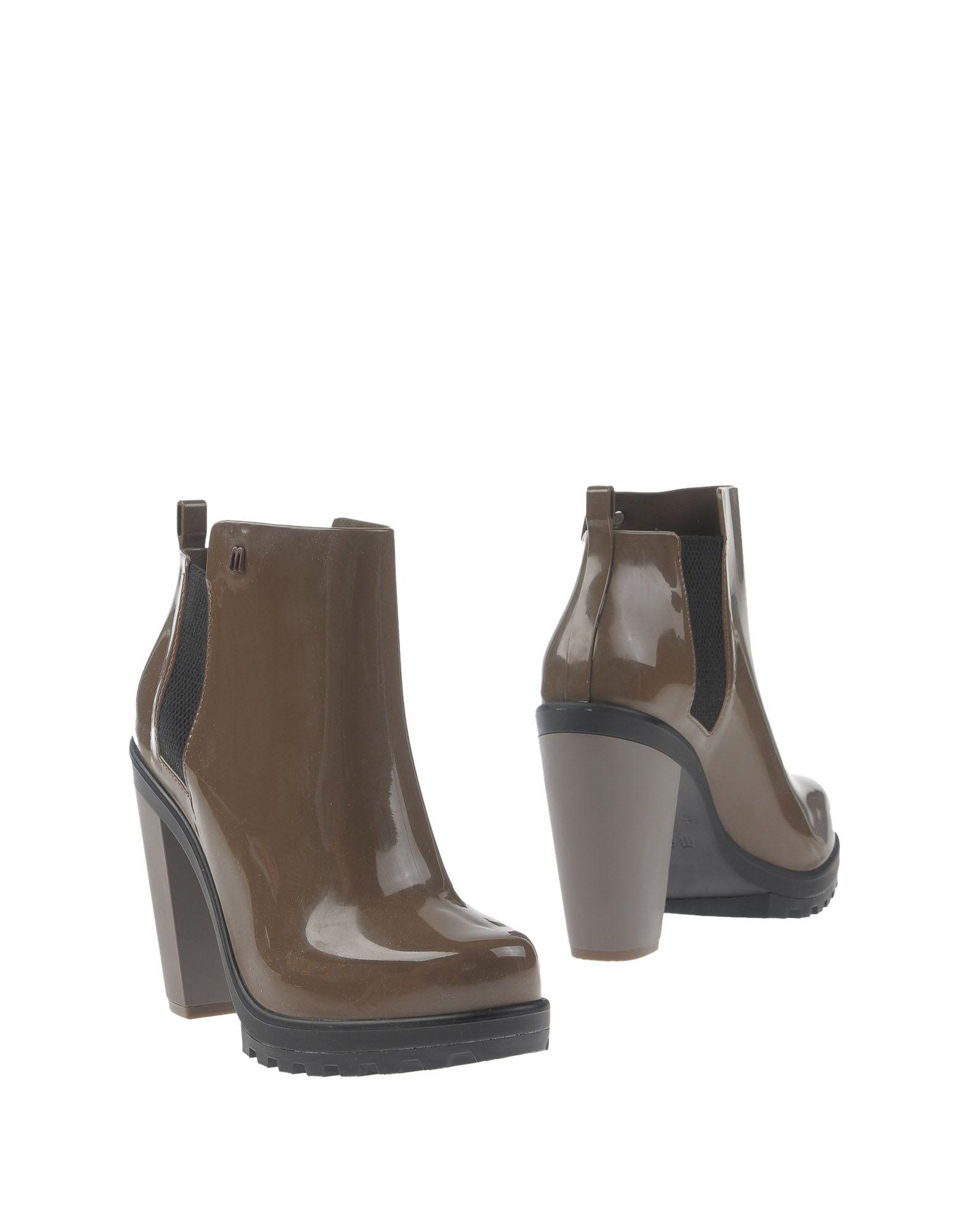MELISSA Полусапоги и высокие ботинки nicola sexton полусапоги и высокие ботинки