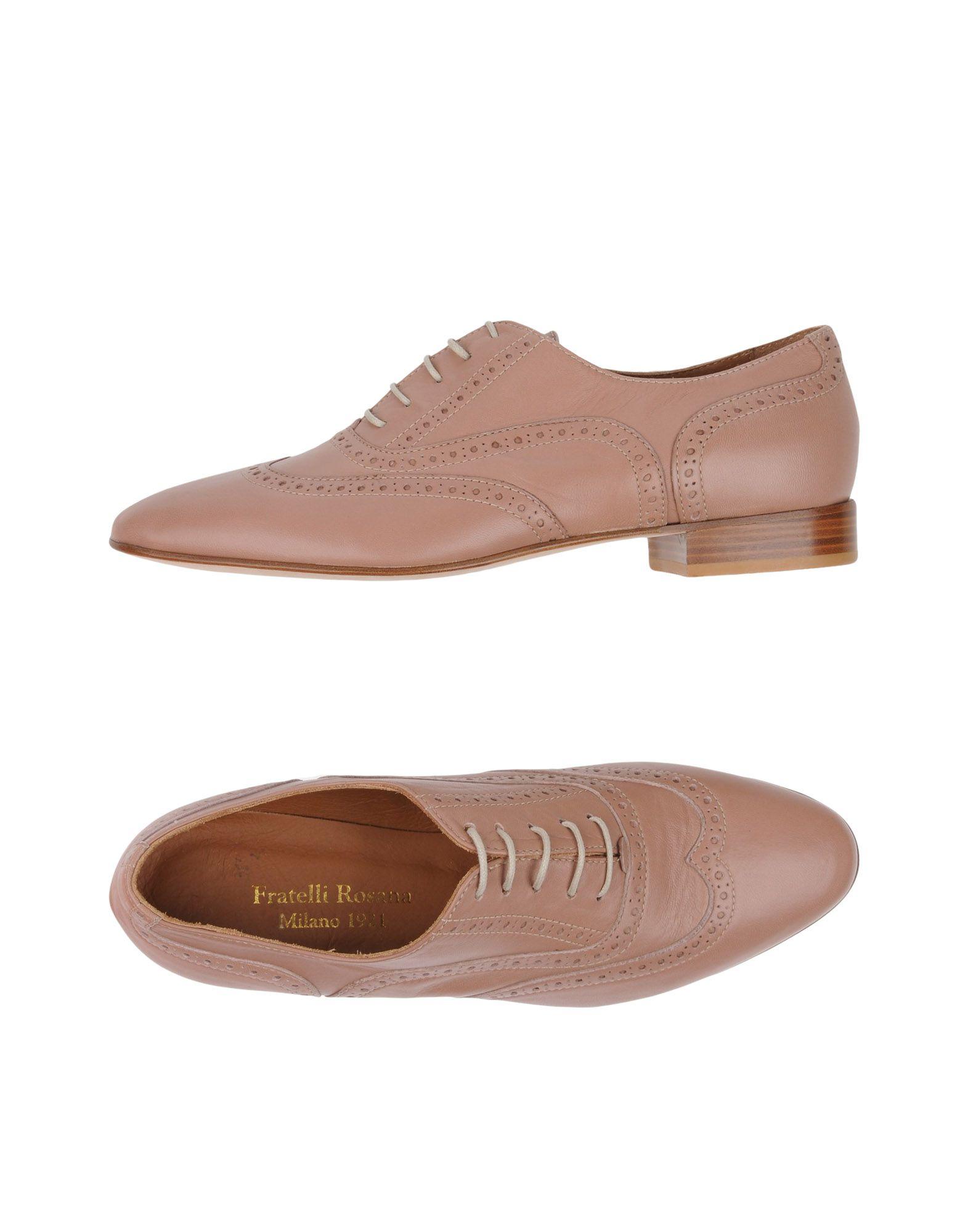 F.LLI ROSANA Обувь на шнурках rosana estado de mexico