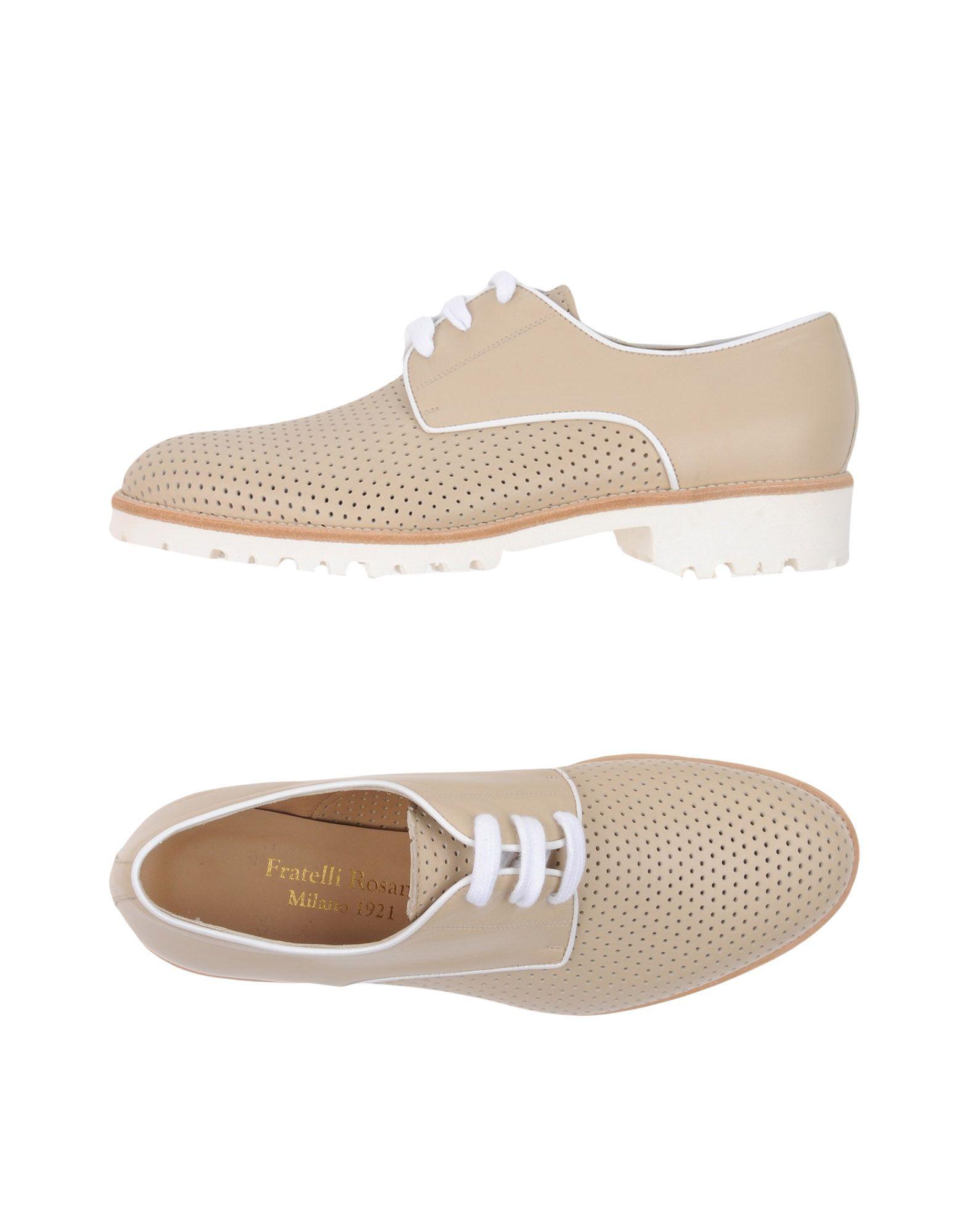 F.LLI ROSANA Обувь на шнурках f lli rosana обувь на шнурках