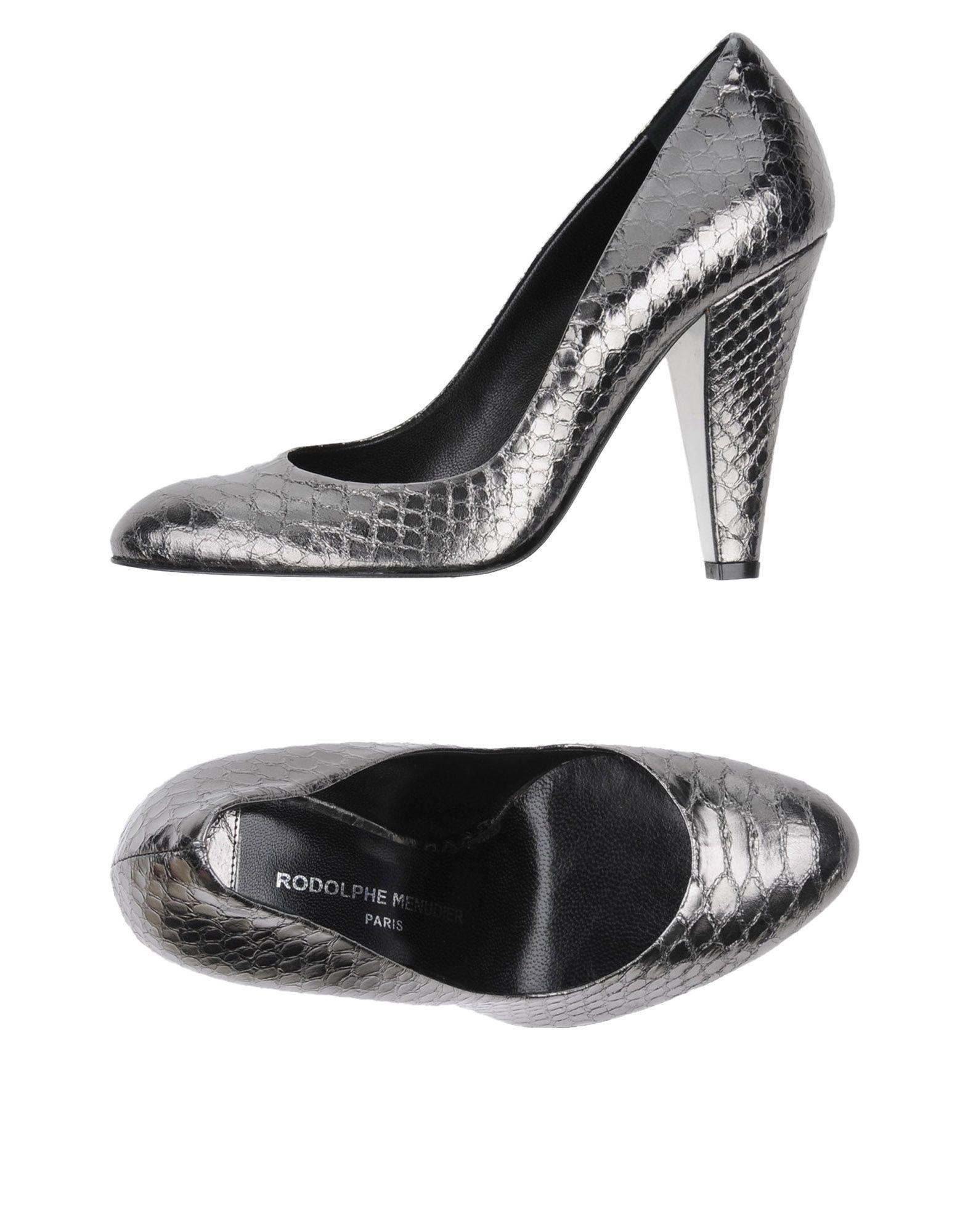 RODOLPHE MENUDIER Туфли цены онлайн