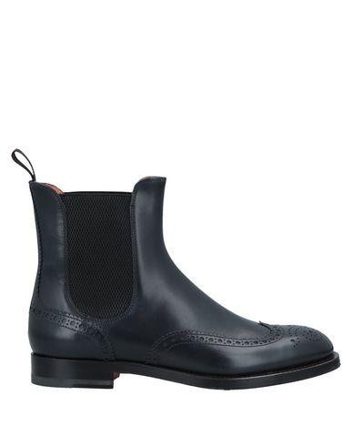 Купить Полусапоги и высокие ботинки цвет стальной серый